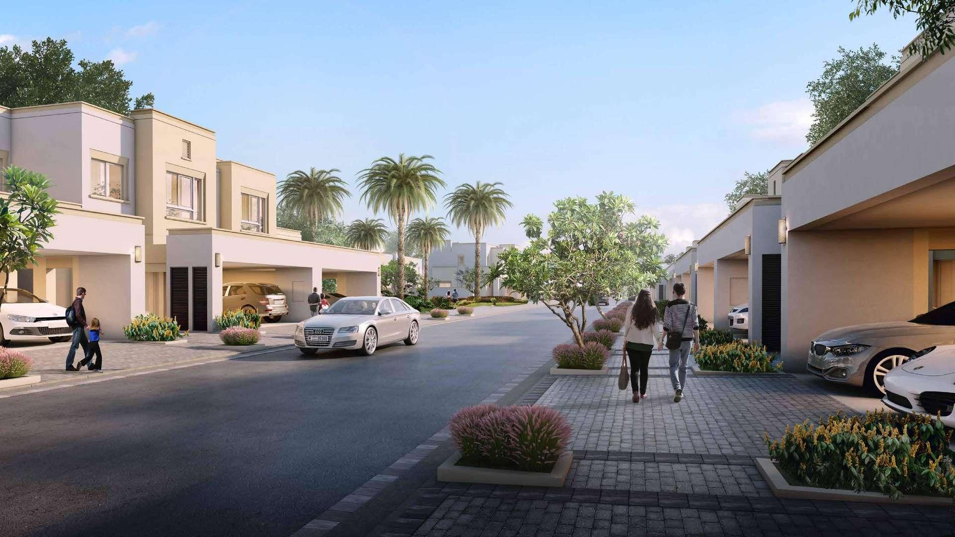 NASEEM TOWNHOUSES, Town Square, Dubai, EAU – foto 1