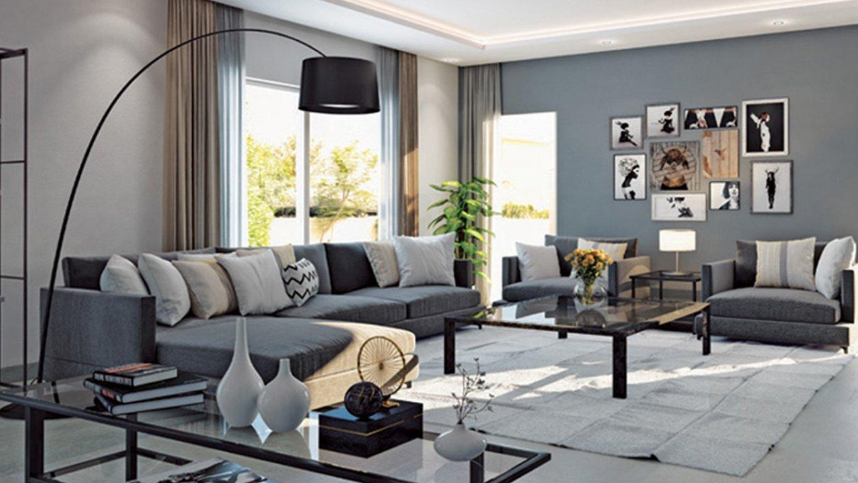 Villa en venta en Dubai, EAU, 3 dormitorios, 364 m2, № 24125 – foto 1