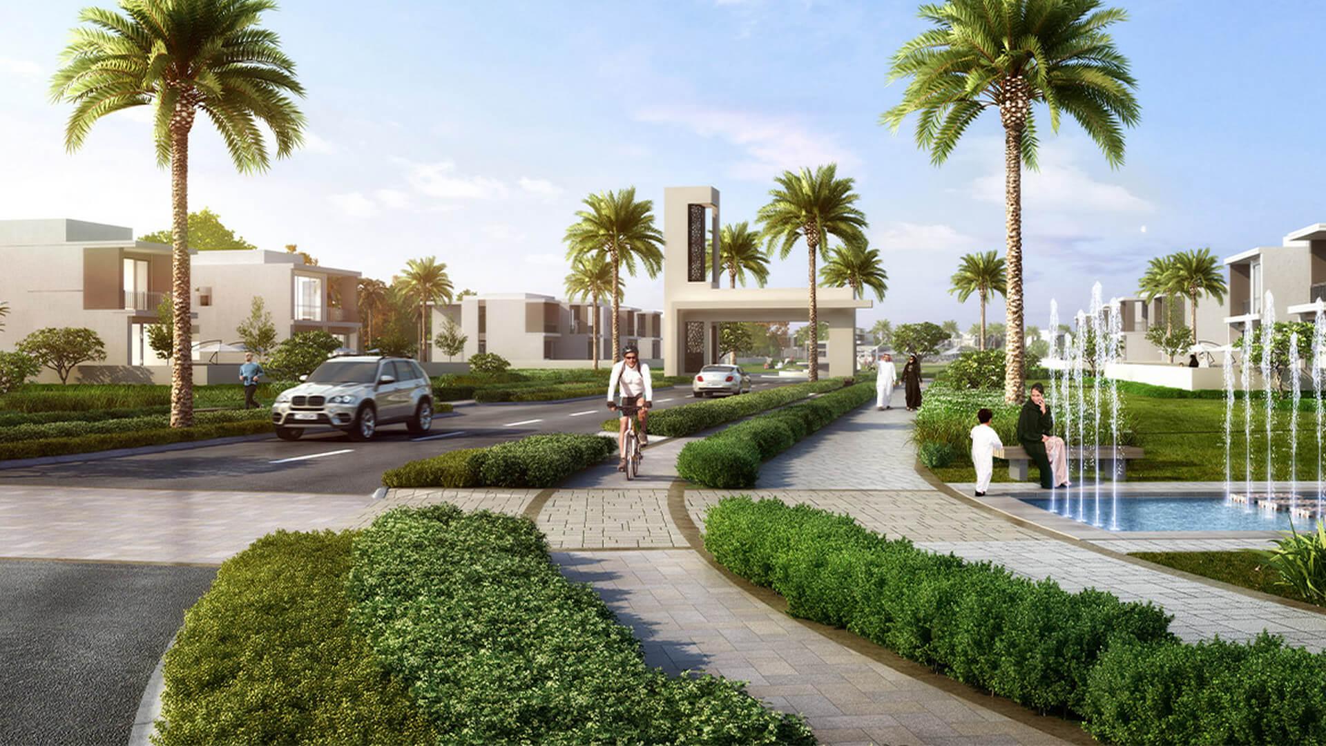 Villa en venta en Dubai, EAU, 3 dormitorios, 448 m2, № 24095 – foto 4