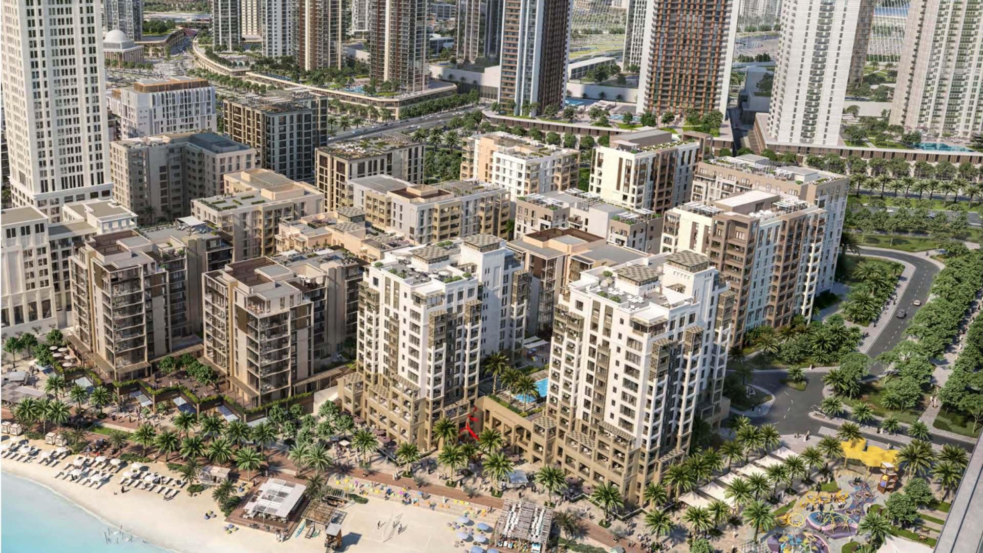 DUBAI CREEK BEACH, Dubai Creek Harbour (The Lagoons), EAU – foto 1