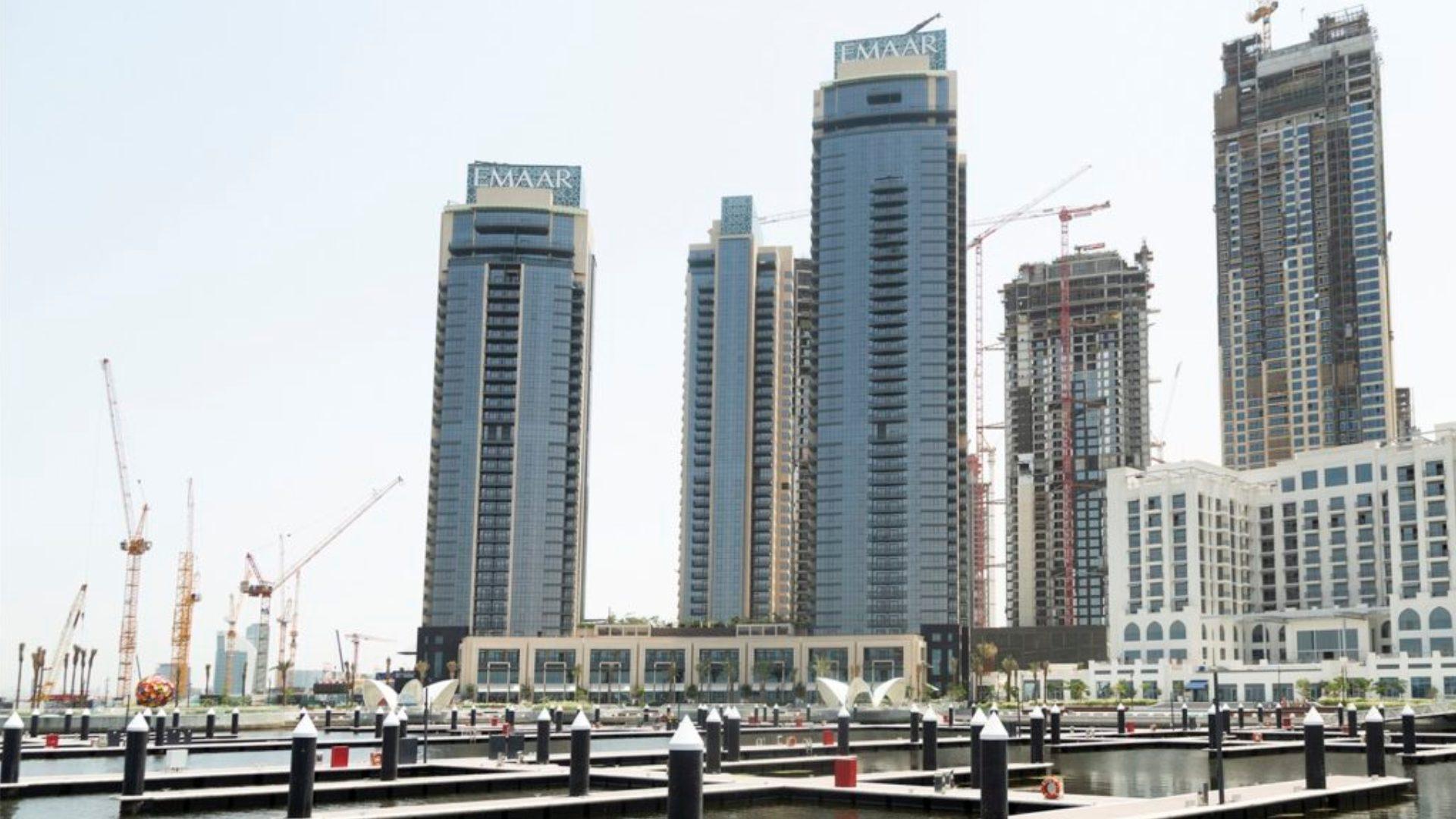 DUBAI CREEK RESIDENCES, Dubai Creek Harbour (The Lagoons), EAU – foto 2