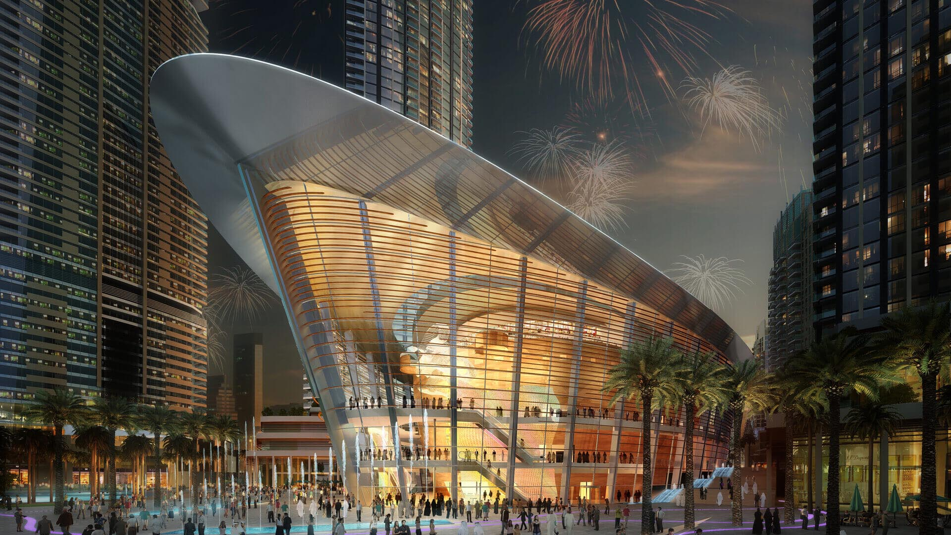 OPERA GRAND, Downtown Dubai, EAU – foto 1