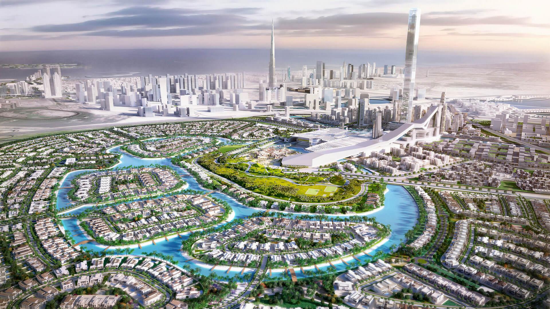 Ciudad Mohammed Bin Rashid (Ciudad MBR) - 2