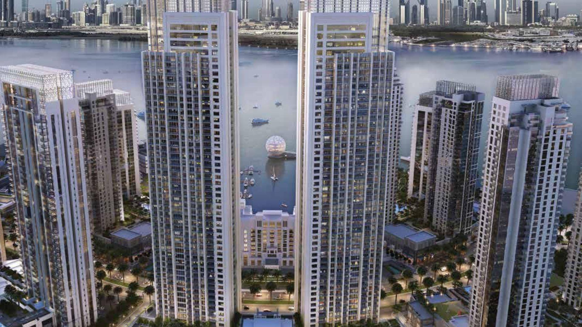 CREEK HORIZON, Dubai Creek Harbour (The Lagoons), EAU – foto 3