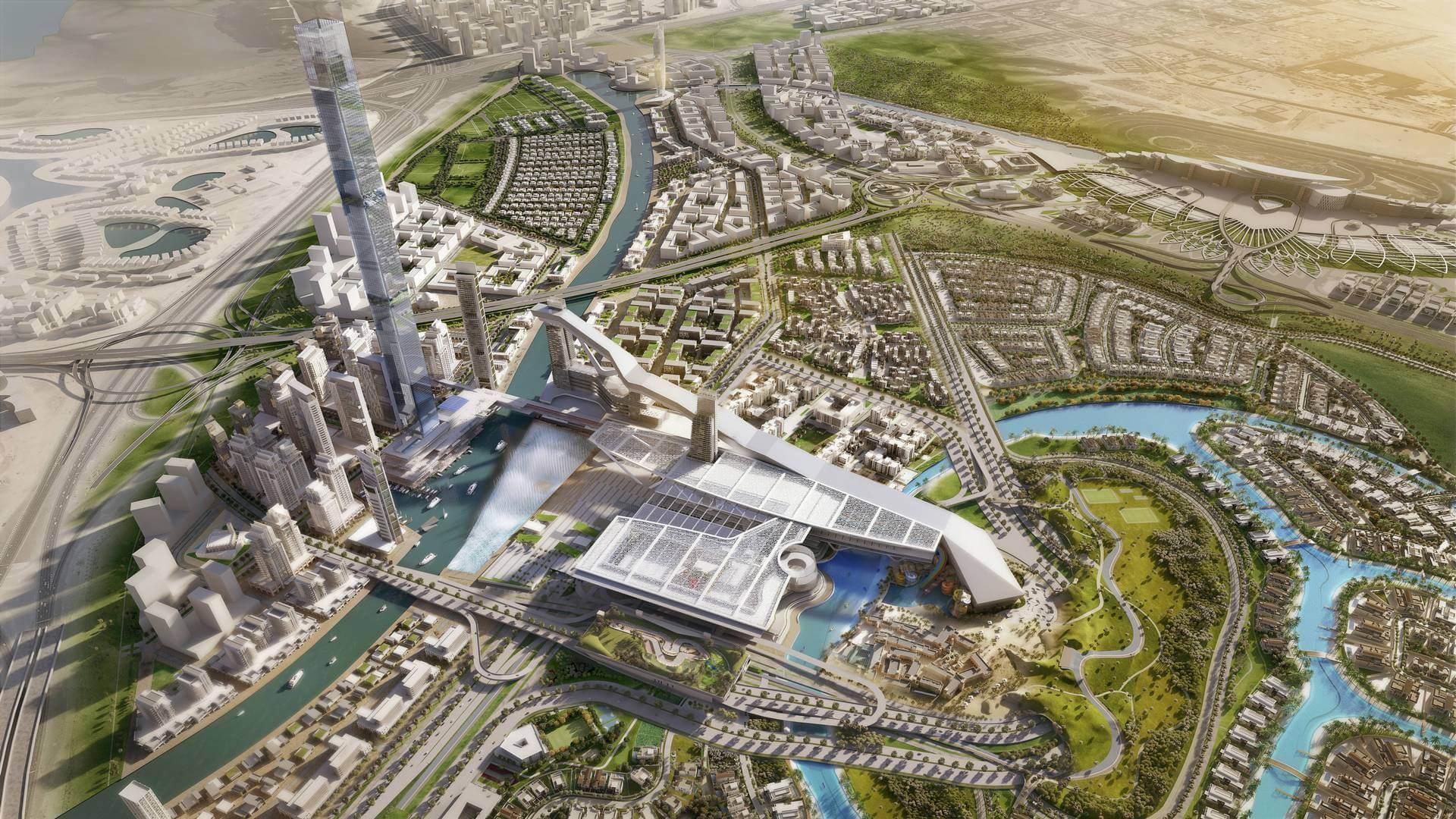 Ciudad Mohammed Bin Rashid (Ciudad MBR) - 1