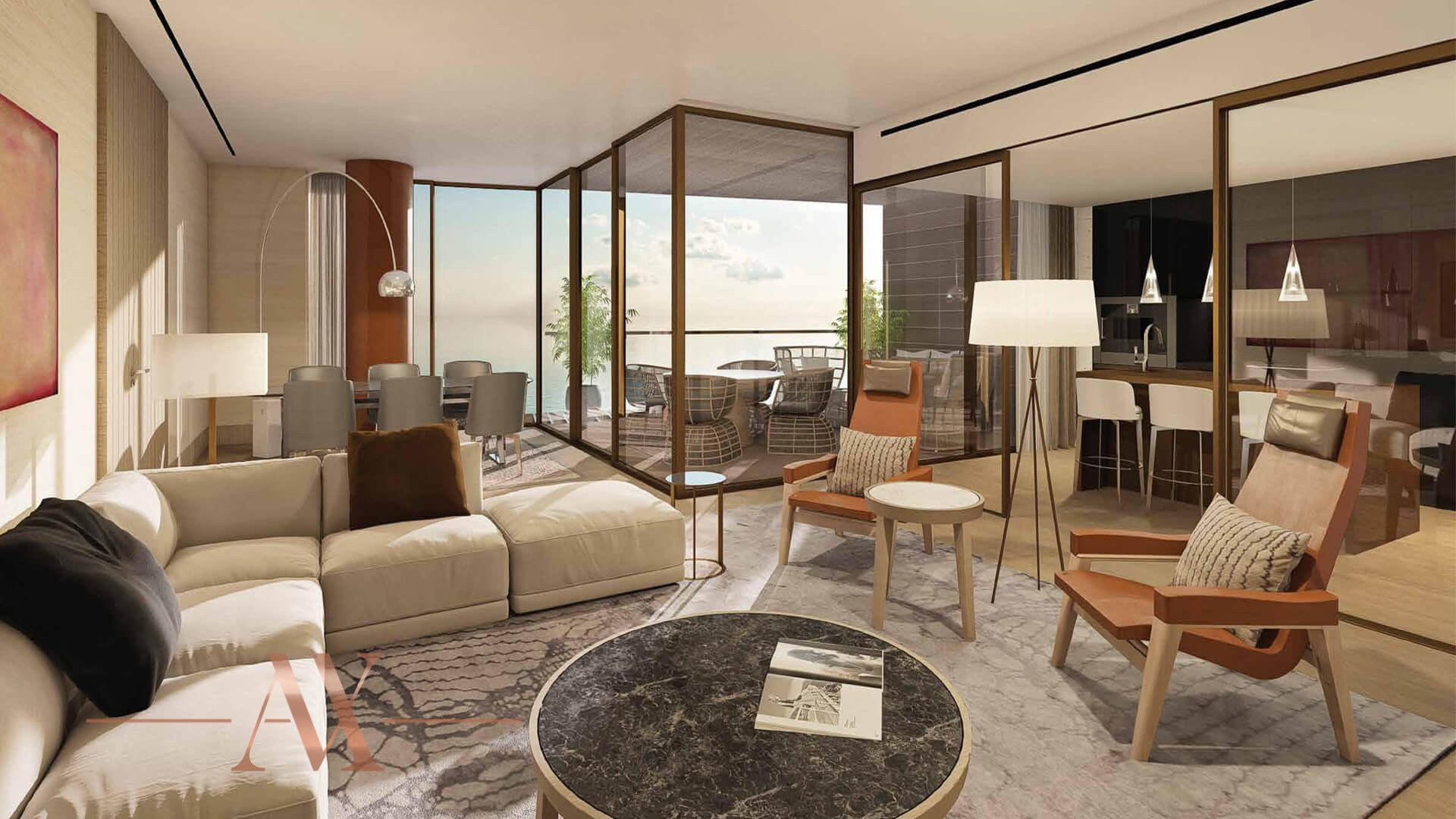 Apartamento en venta en Dubai, EAU, 3 dormitorios, 660 m2, № 23850 – foto 1