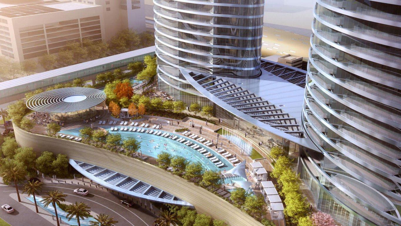 THE ADDRESS SKY VIEW TOWERS HOTEL APARTMENTS, Downtown Dubai, EAU – foto 4