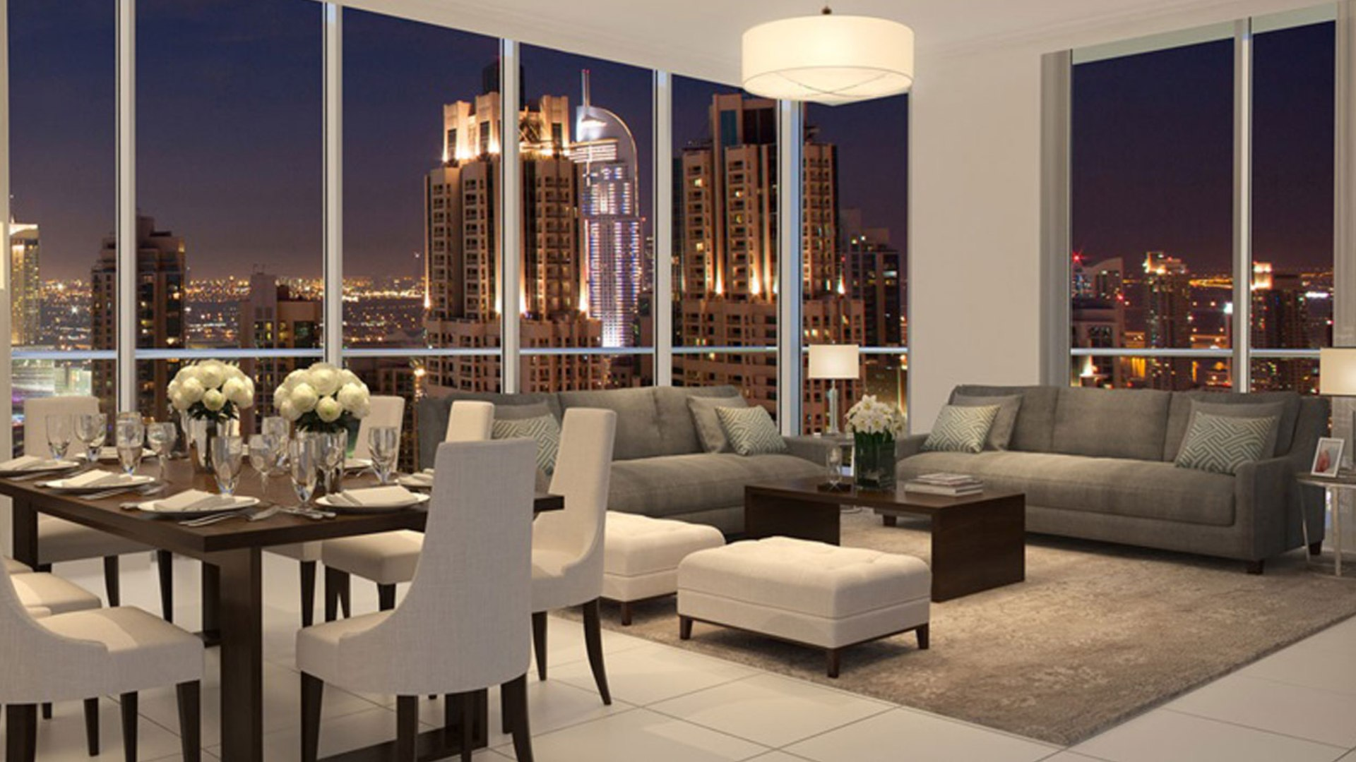 Apartamento en venta en Dubai, EAU, 3 dormitorios, 184 m2, № 24134 – foto 3