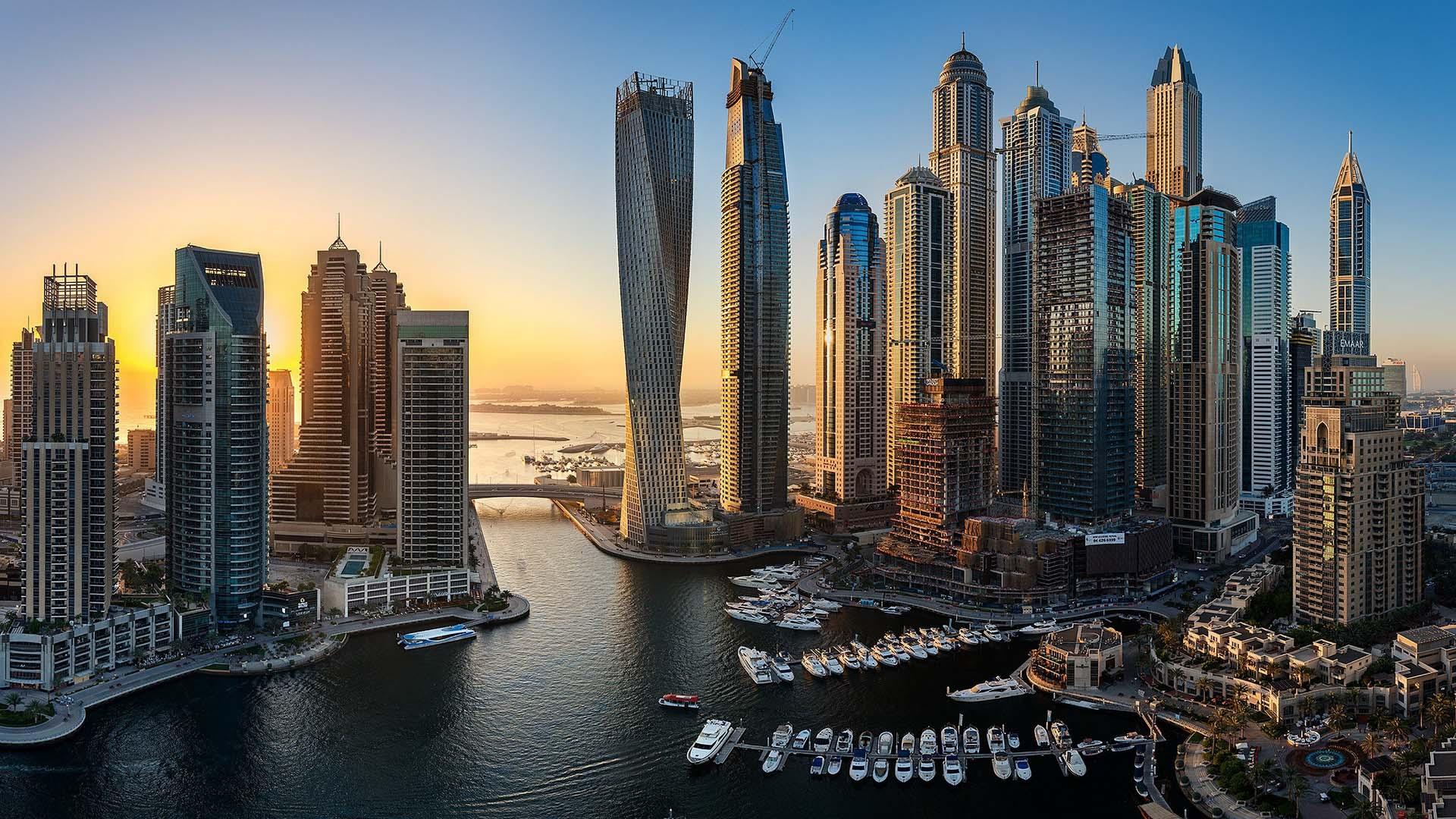 52-42 (FIFTY TWO FORTY TWO TOWER), Dubai Marina, EAU – foto 4