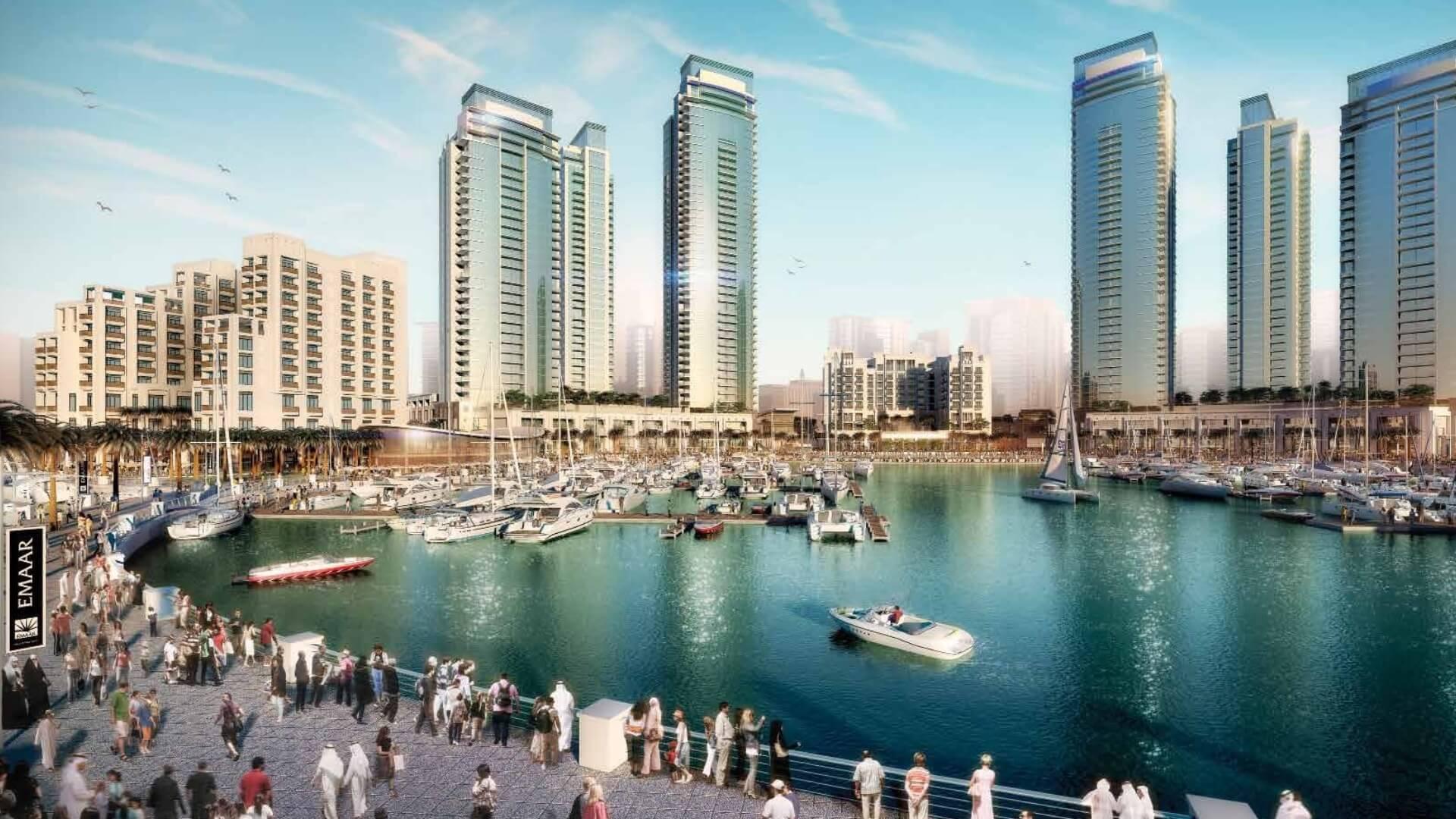 DUBAI CREEK RESIDENCES, Dubai Creek Harbour (The Lagoons), EAU – foto 3