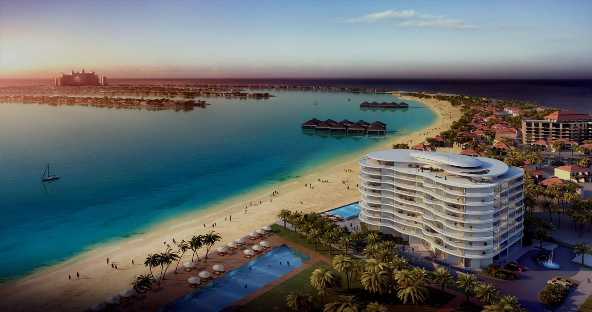Apartamento en venta en Dubai, EAU, 1 dormitorio, 91 m2, № 24085 – foto 3