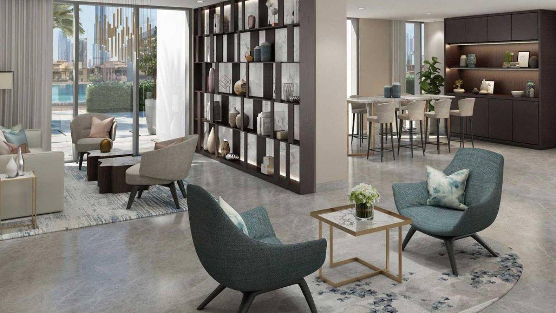 Apartamento en venta en Dubai, EAU, 1 dormitorio, 59 m2, № 24081 – foto 1
