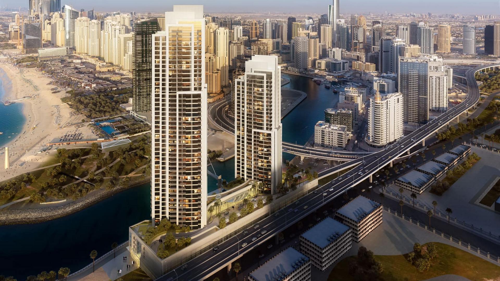 Apartamento en venta en Dubai, EAU, 1 dormitorio, 63 m2, № 24099 – foto 3