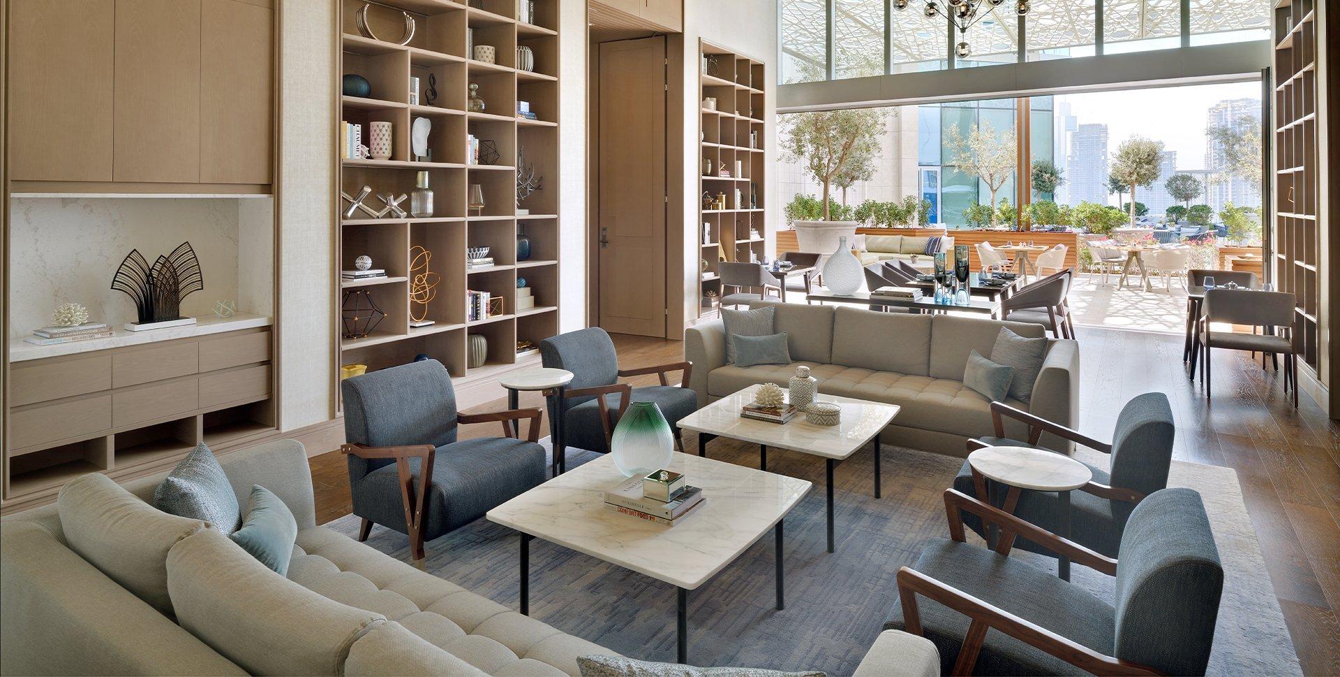 Apartamento en venta en Dubai, EAU, 4 dormitorios, 314 m2, № 24090 – foto 1