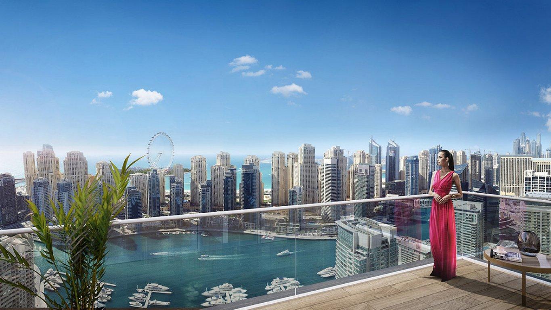Apartamento en venta en Dubai, EAU, 1 dormitorio, 69 m2, № 24101 – foto 3