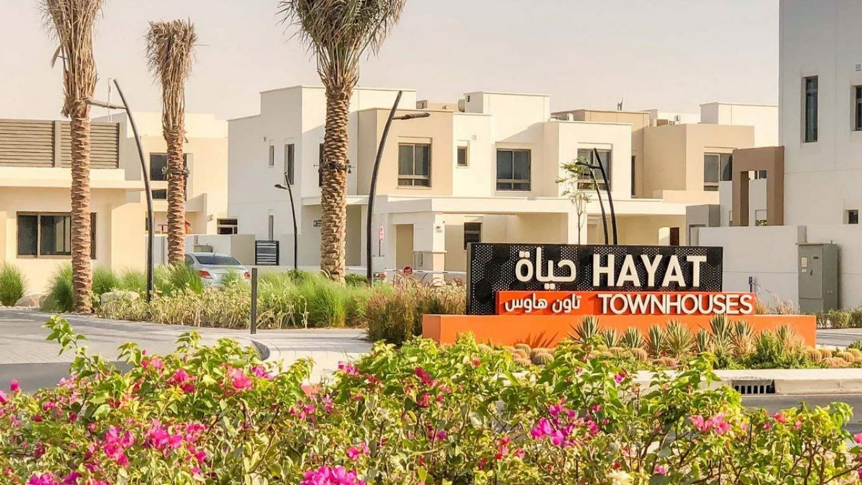 HAYAT TOWNHOUSES, Town Square, Dubai, EAU – foto 3