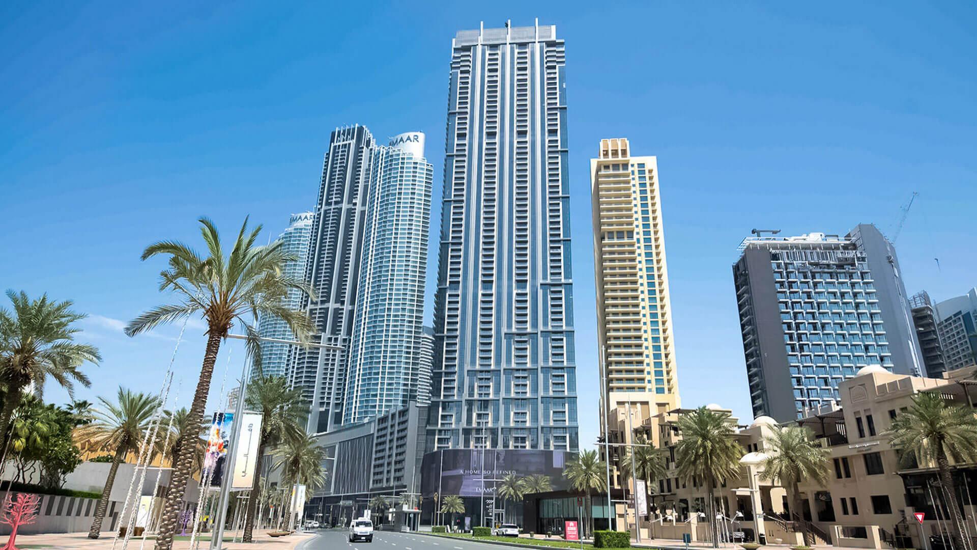 Apartamento en venta en Dubai, EAU, 1 dormitorio, 91 m2, № 24093 – foto 3