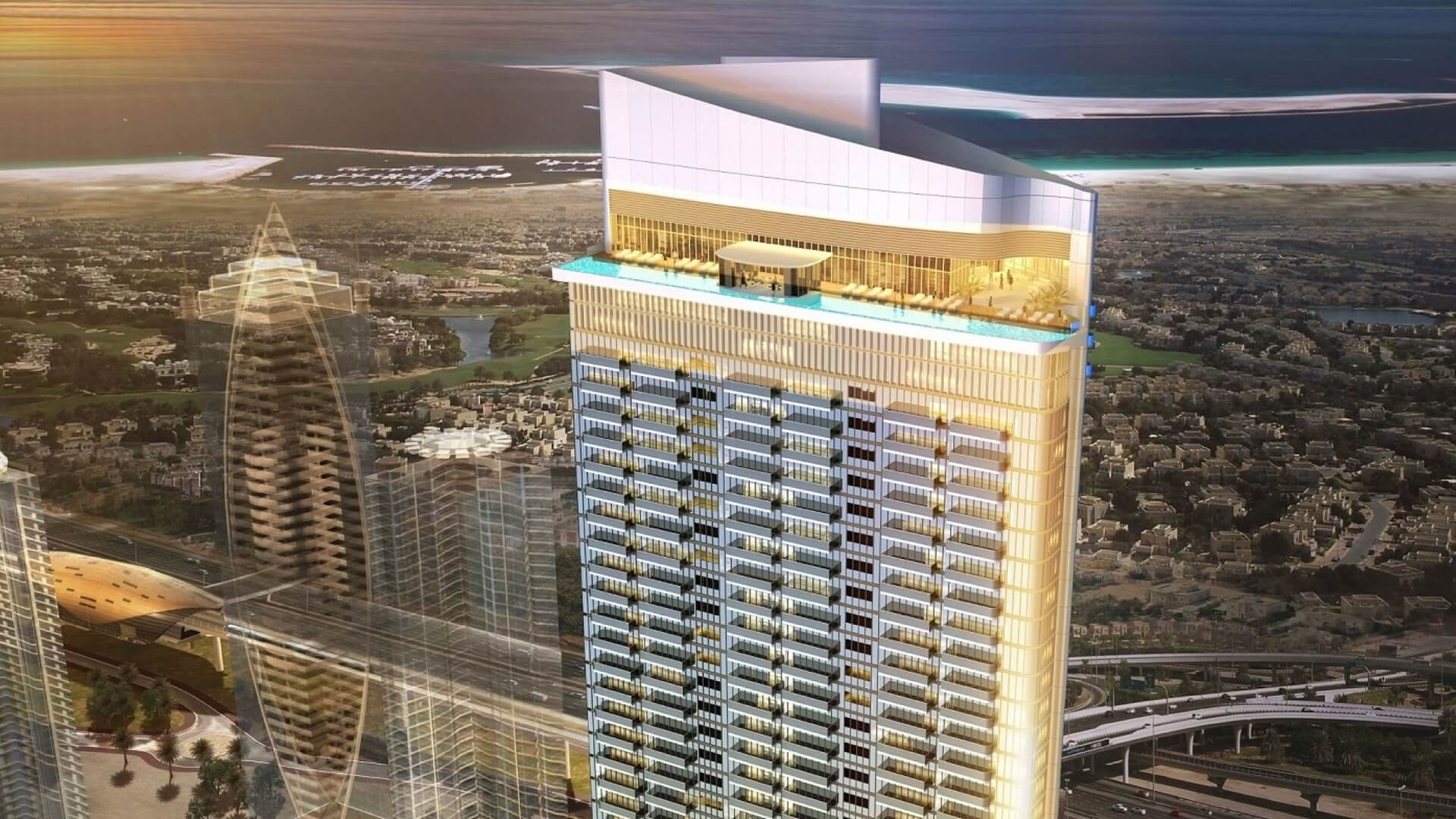 PARAMOUNT TOWER HOTEL & RESIDENCES, Business Bay, Dubai, EAU – foto 4