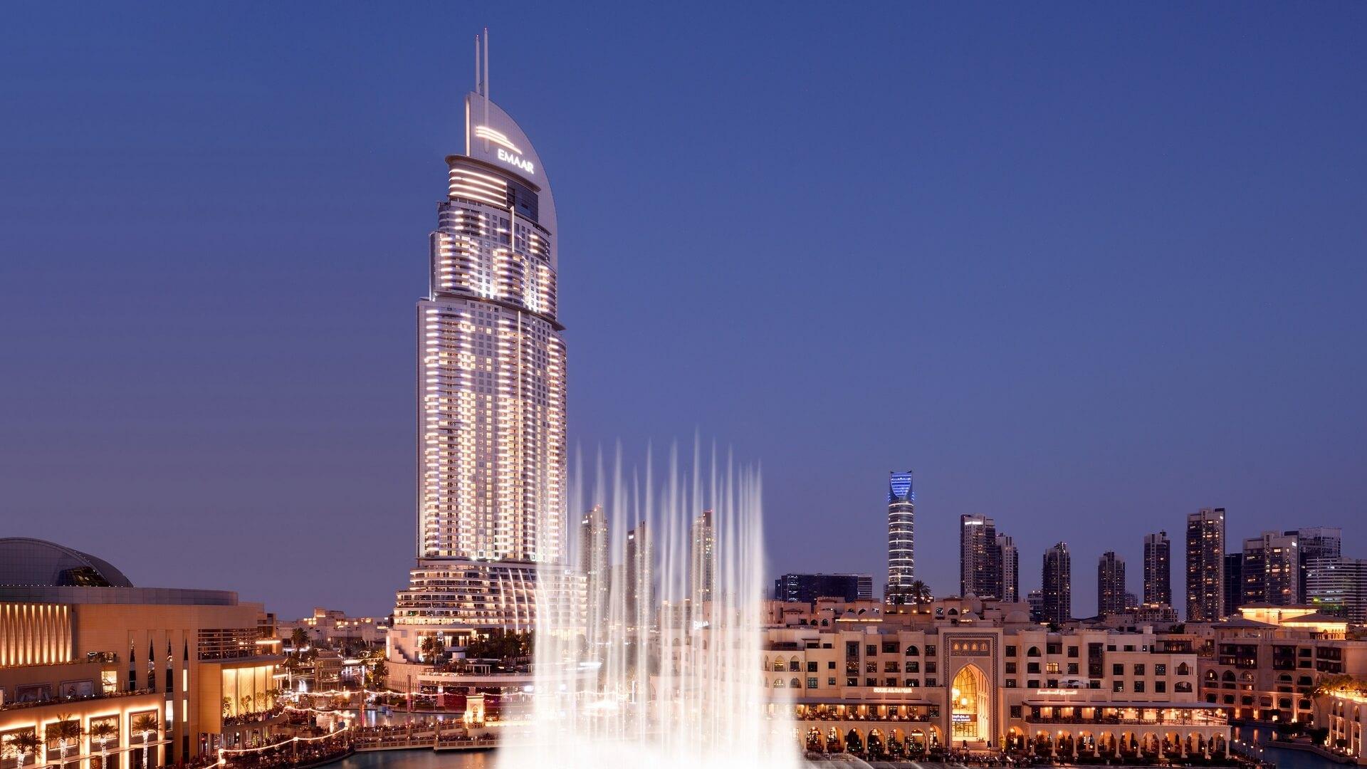 THE ADDRESS DOWNTOWN, Downtown Dubai, EAU – foto 1
