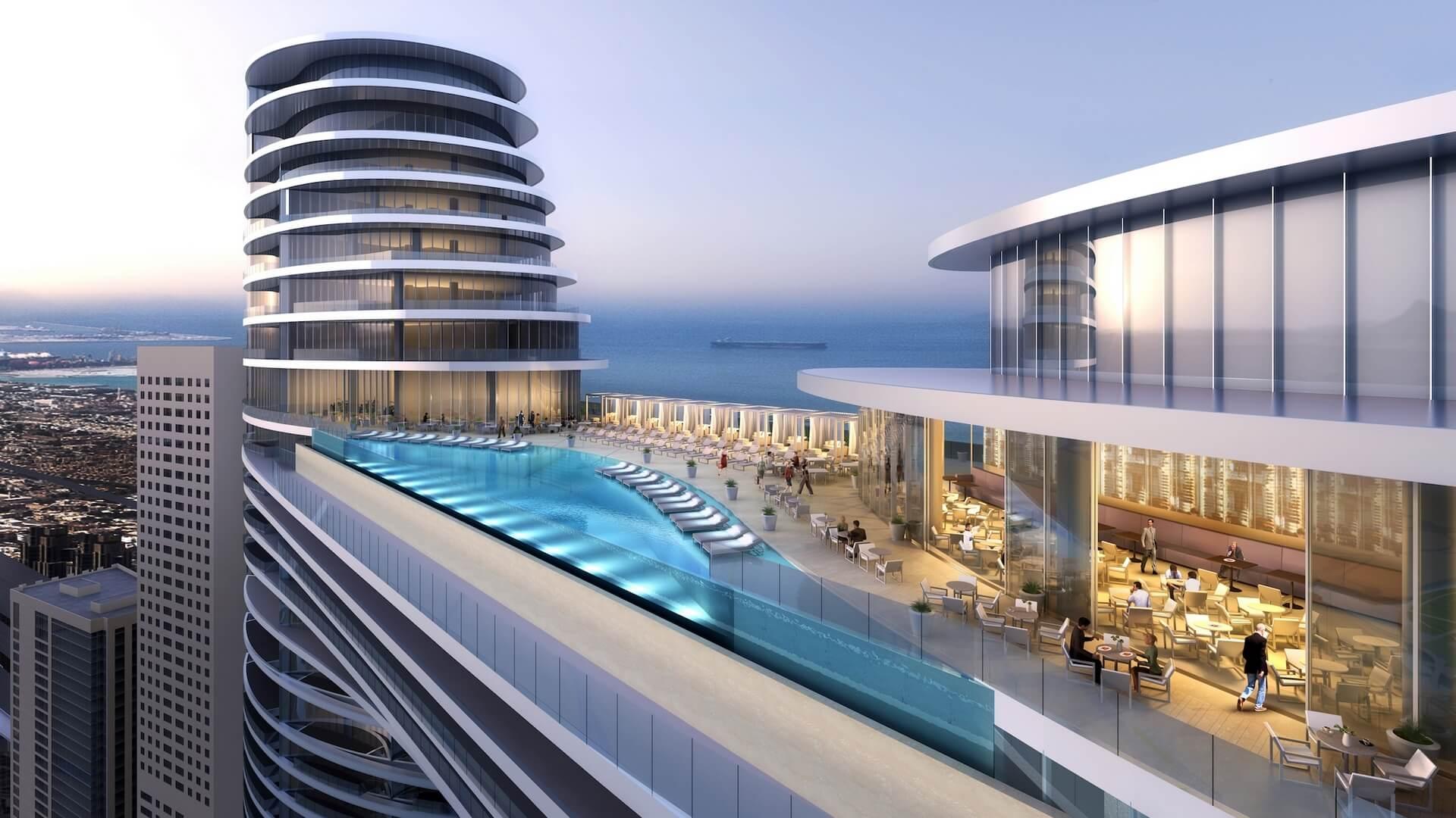 THE ADDRESS SKY VIEW TOWERS HOTEL APARTMENTS, Downtown Dubai, EAU – foto 5
