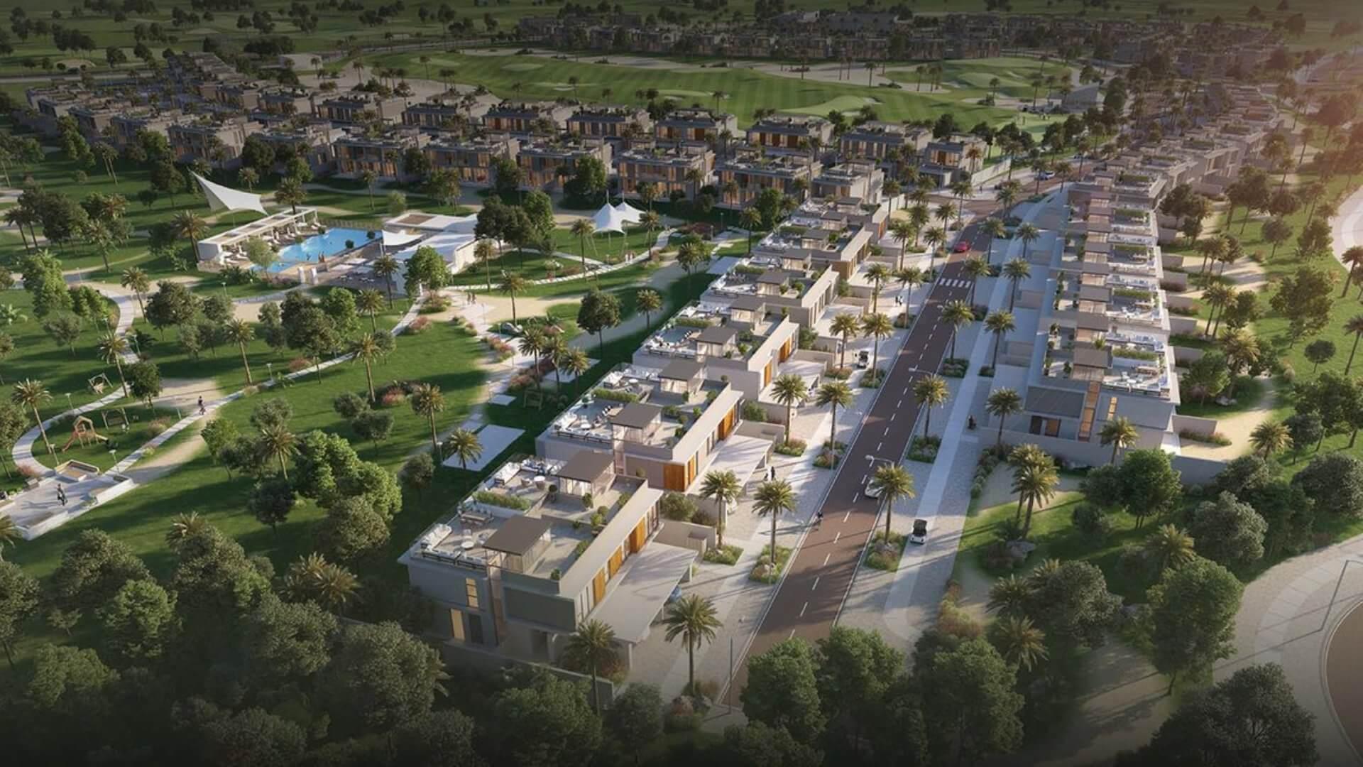 CLUB VILLAS, Dubai Hills Estate, EAU – foto 4