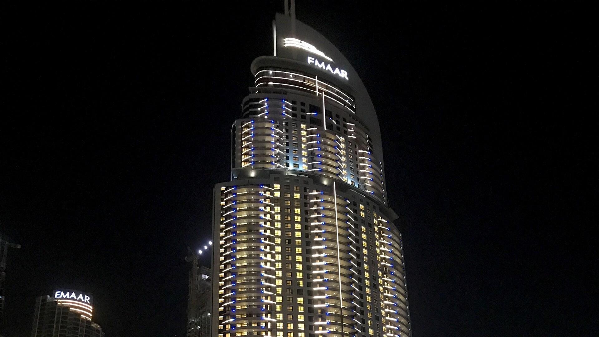 THE ADDRESS DOWNTOWN, Downtown Dubai, EAU – foto 2