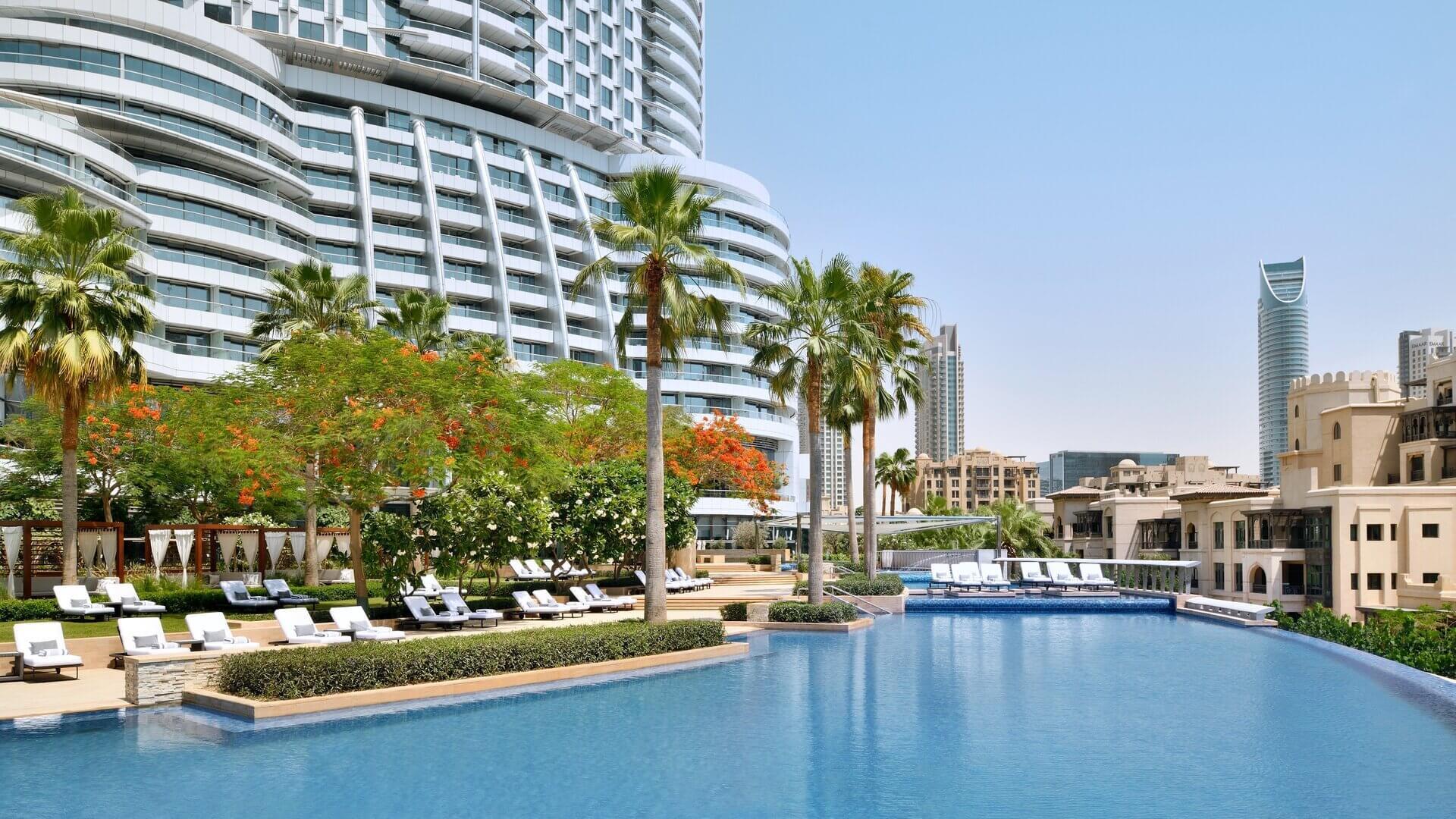 THE ADDRESS DOWNTOWN, Downtown Dubai, EAU – foto 3