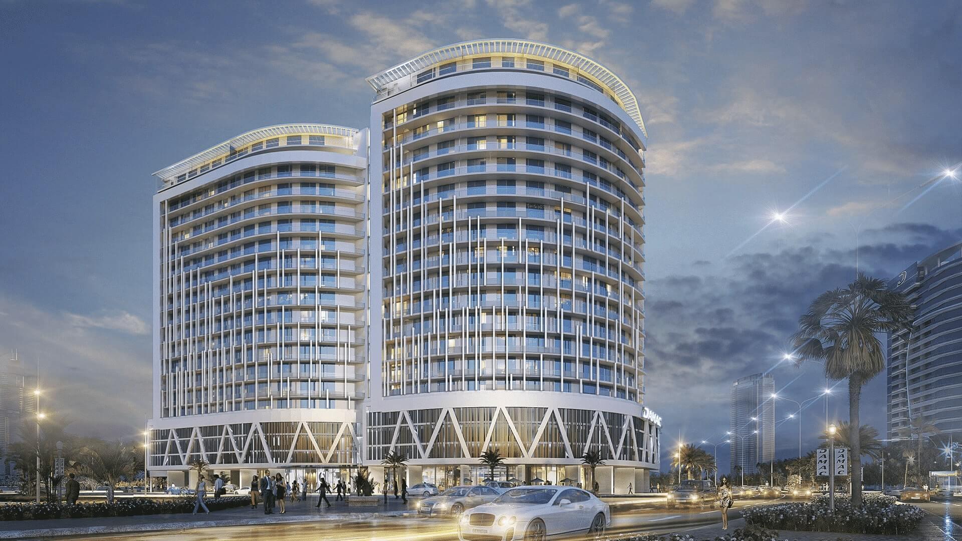 Apartamento en venta en Dubai, EAU, 2 dormitorios, 116 m2, № 24111 – foto 2