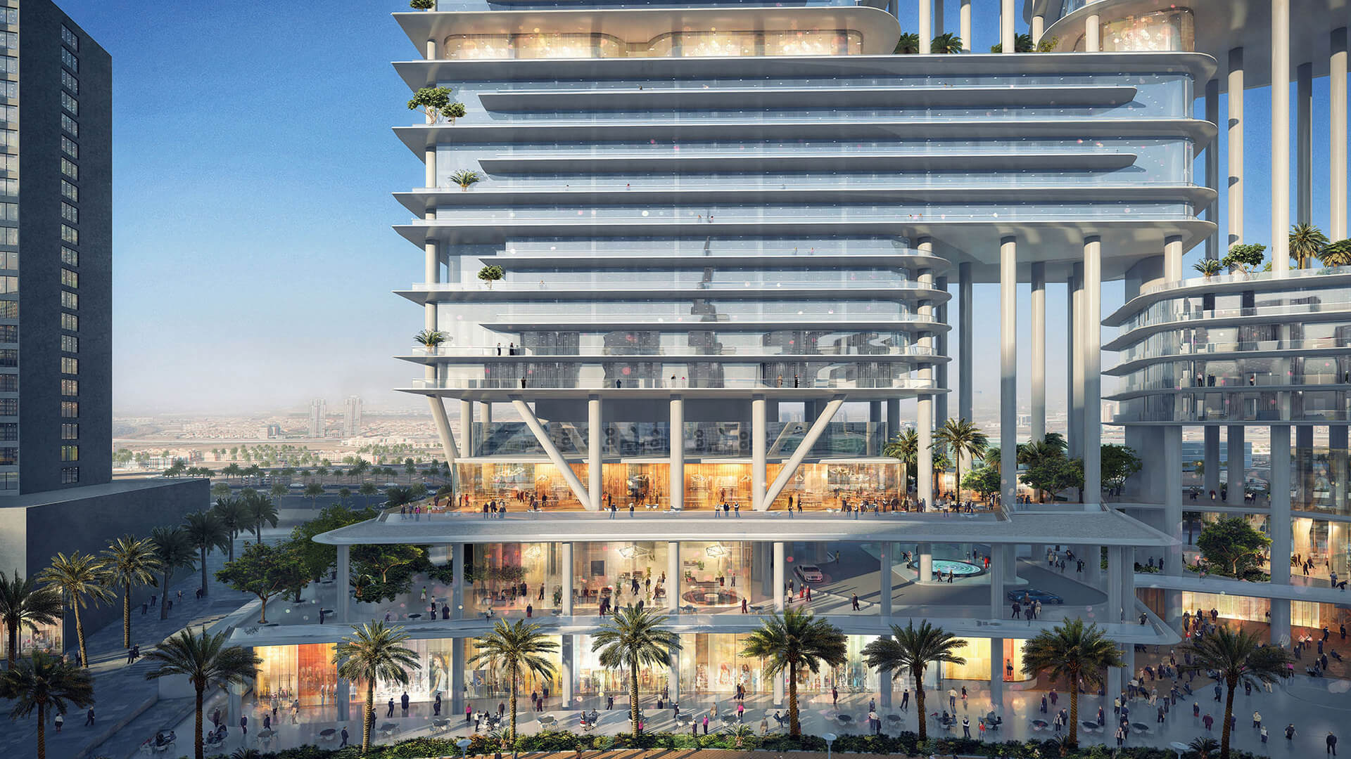 Apartamento en venta en Dubai, EAU, 2 dormitorios, 372 m2, № 24059 – foto 2
