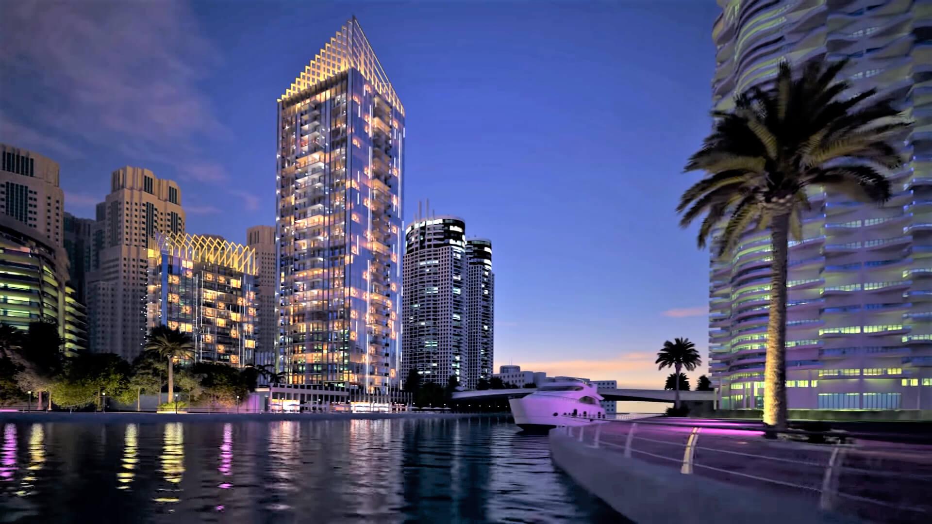 SPARKLE TOWERS, Dubai Marina, EAU – foto 3