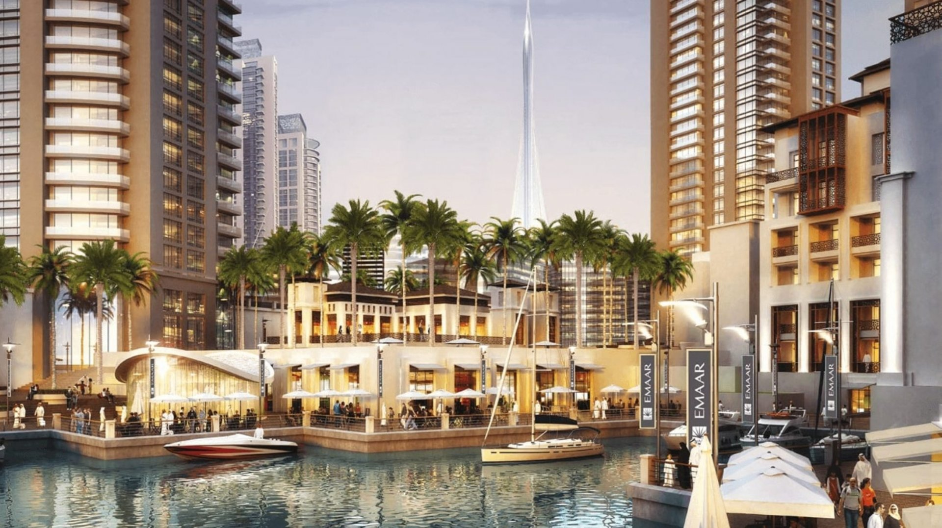 CREEK HORIZON, Dubai Creek Harbour (The Lagoons), EAU – foto 6