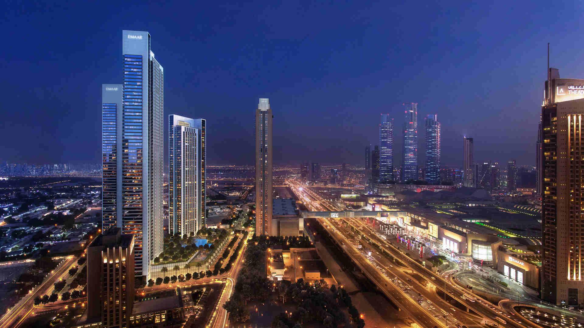 Apartamento en venta en Dubai, EAU, 1 dormitorio, 67 m2, № 24077 – foto 5