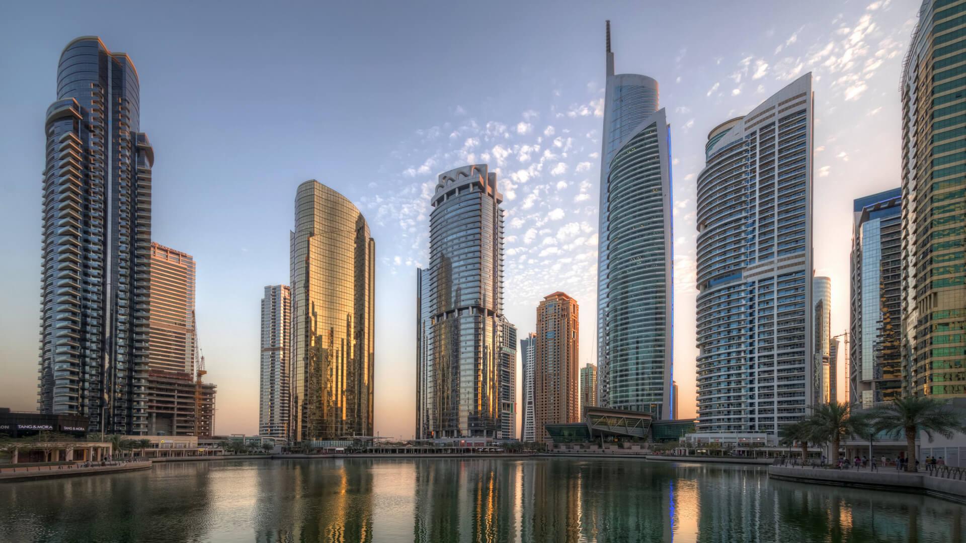 Jumeirah Lake Towers - 7