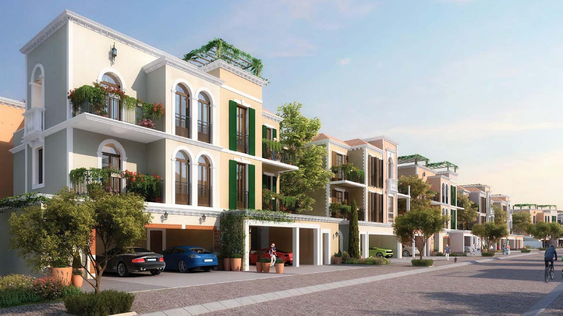 Adosado en venta en Dubai, EAU, 5 dormitorios, 636 m2, № 24058 – foto 4
