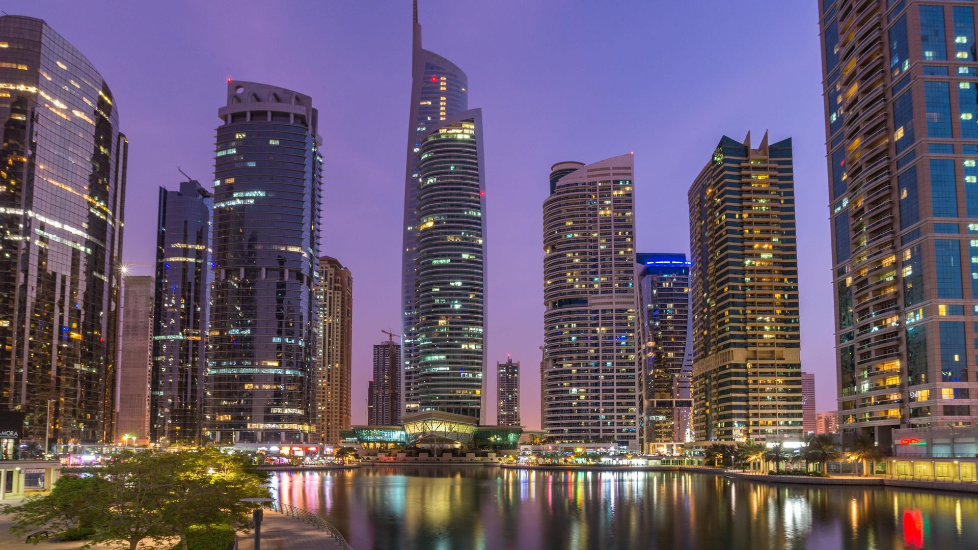 Jumeirah Lake Towers - 1