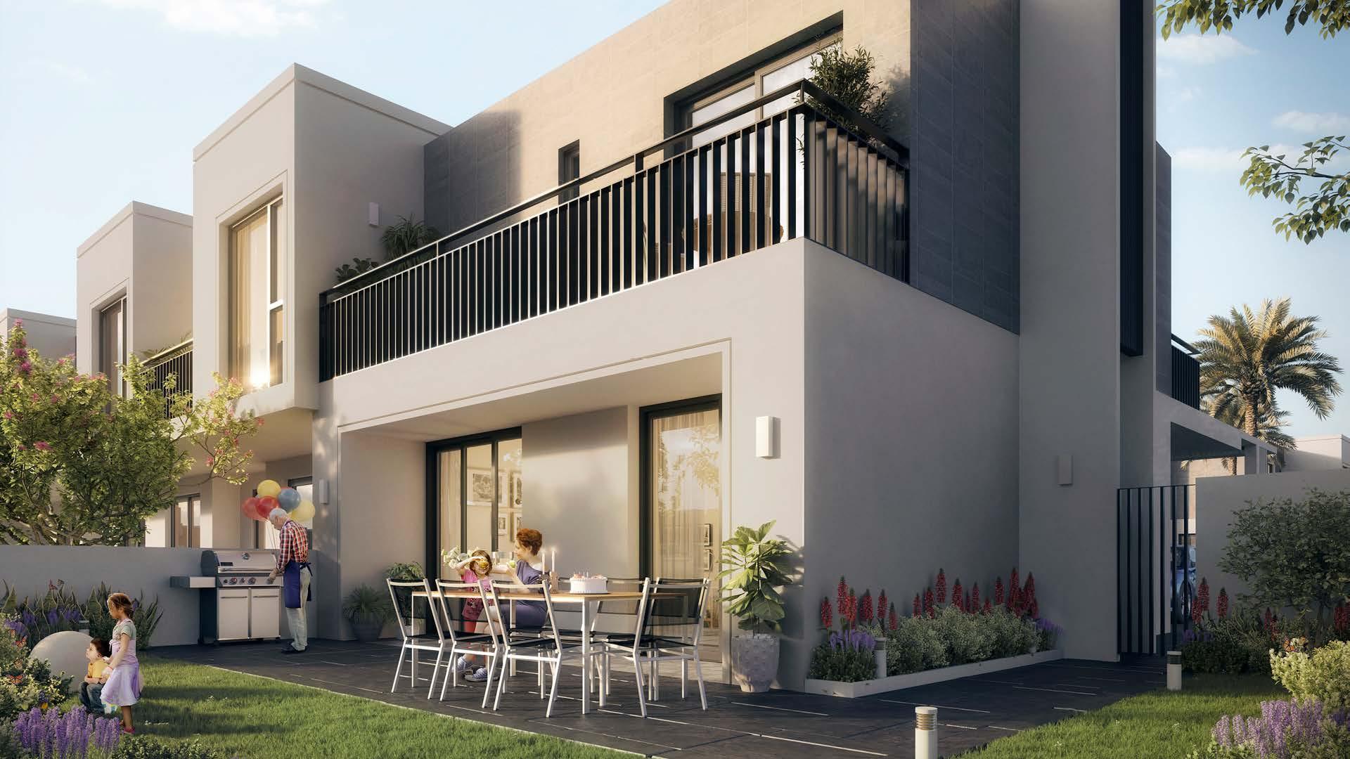 Villa en venta en Dubai, EAU, 3 dormitorios, 193 m2, № 24247 – foto 1