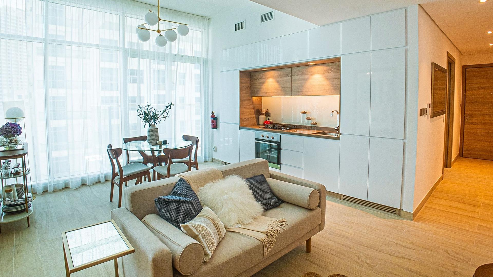 Apartamento en venta en Dubai, EAU, 2 dormitorios, 77 m2, № 24221 – foto 1