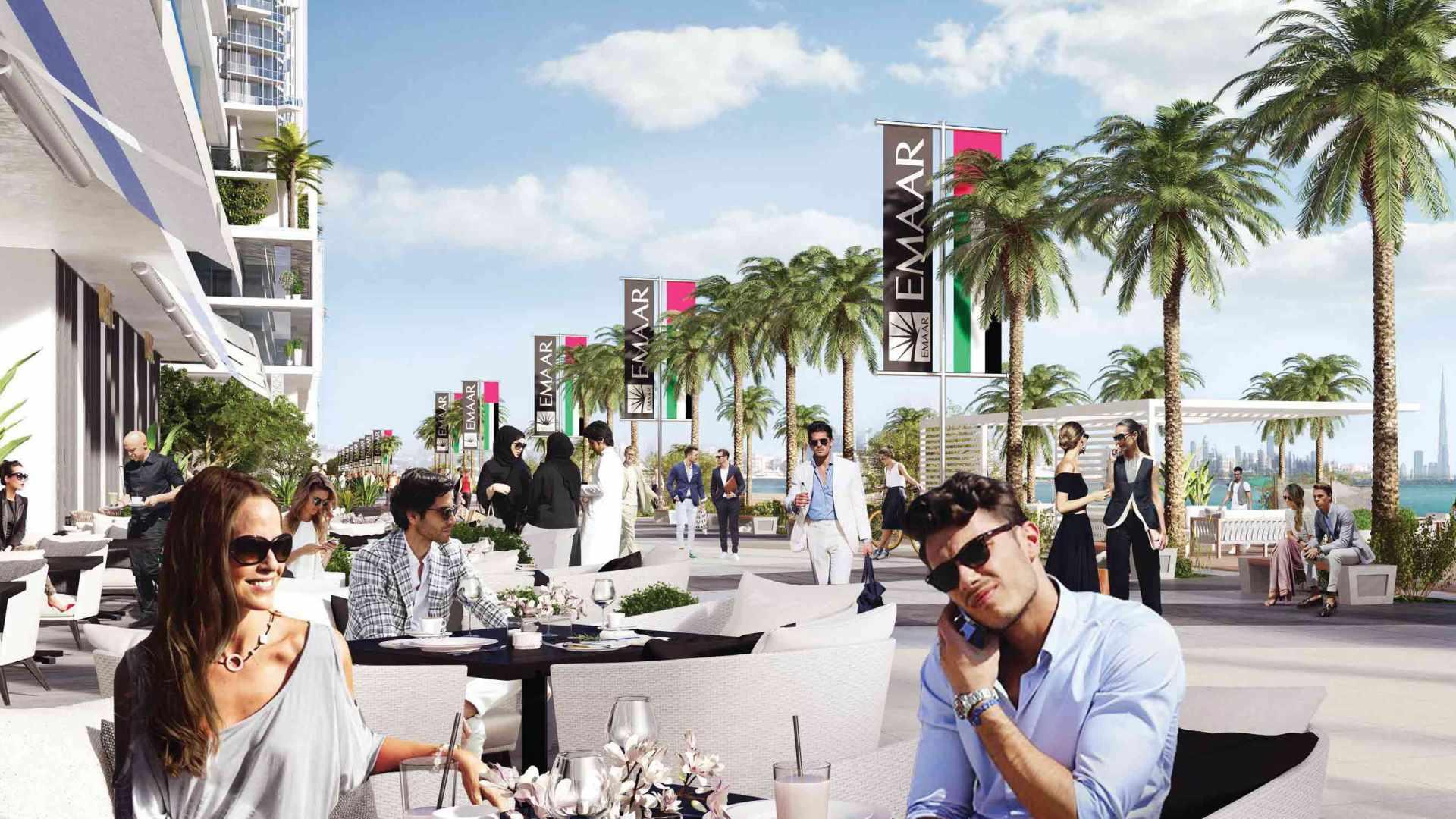 Apartamento en venta en Dubai, EAU, 1 dormitorio, 68 m2, № 24297 – foto 2