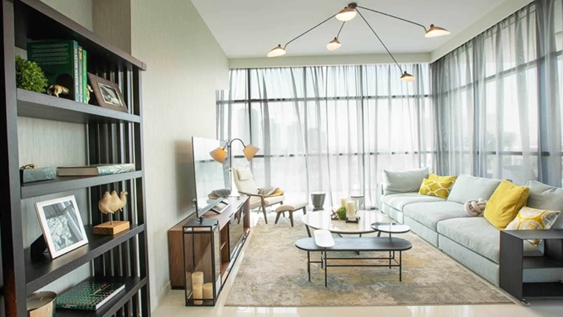 Apartamento en venta en Dubai, EAU, 1 dormitorio, 122 m2, № 24518 – foto 4