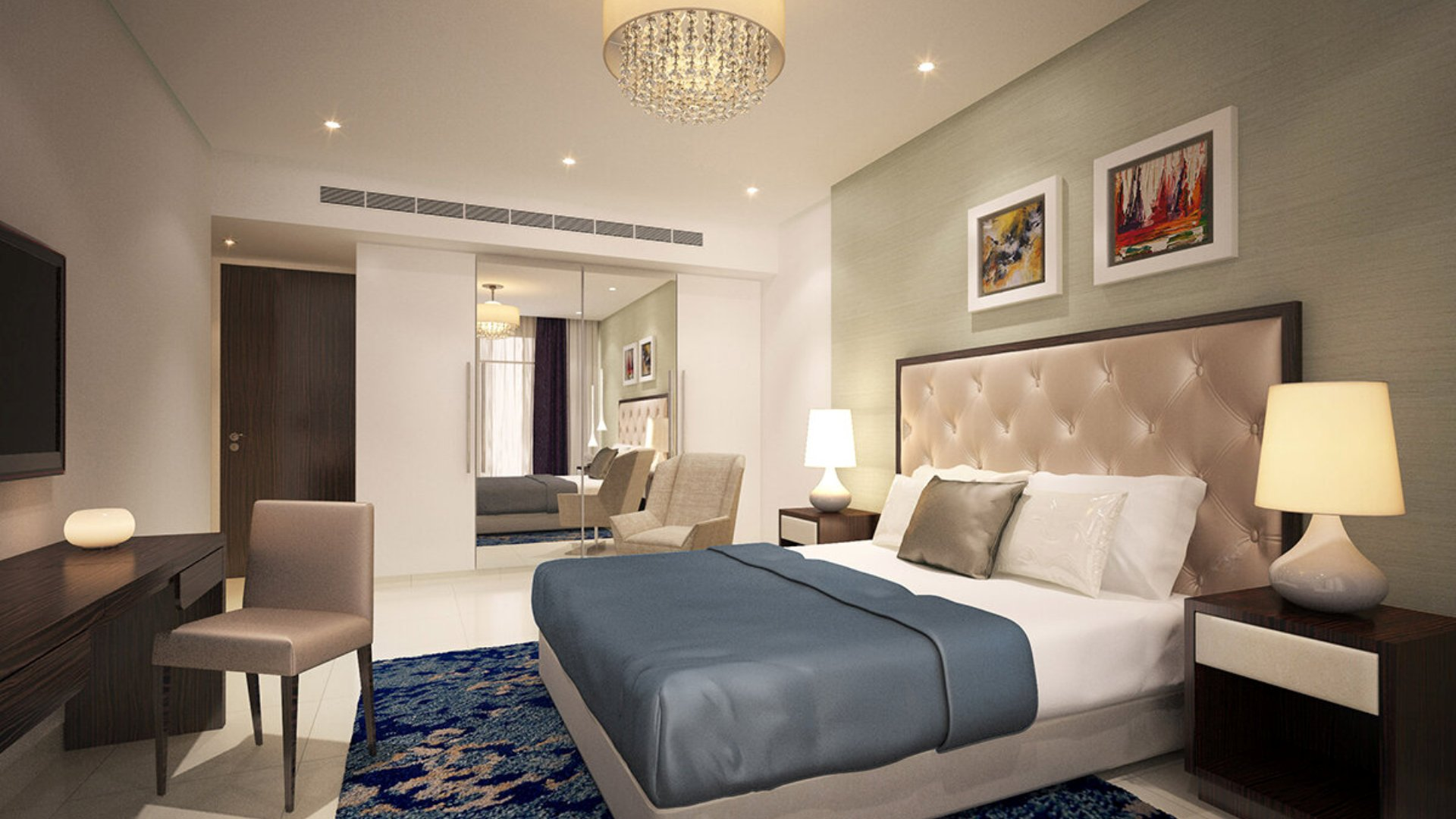 Apartamento en venta en Dubai, EAU, 3 dormitorios, 136 m2, № 24301 – foto 1