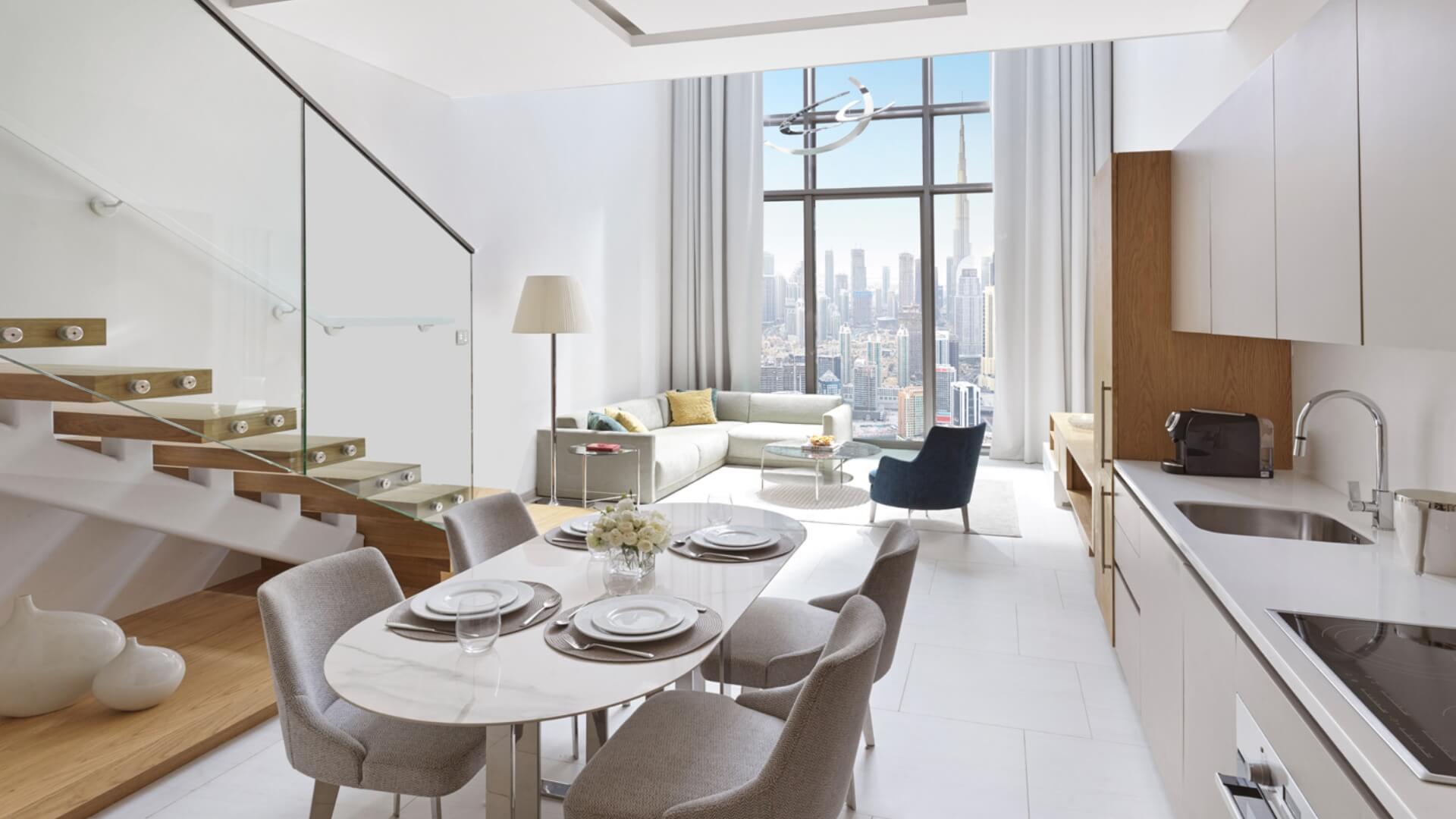 Apartamento en venta en Dubai, EAU, estudio, 62 m2, № 24347 – foto 5