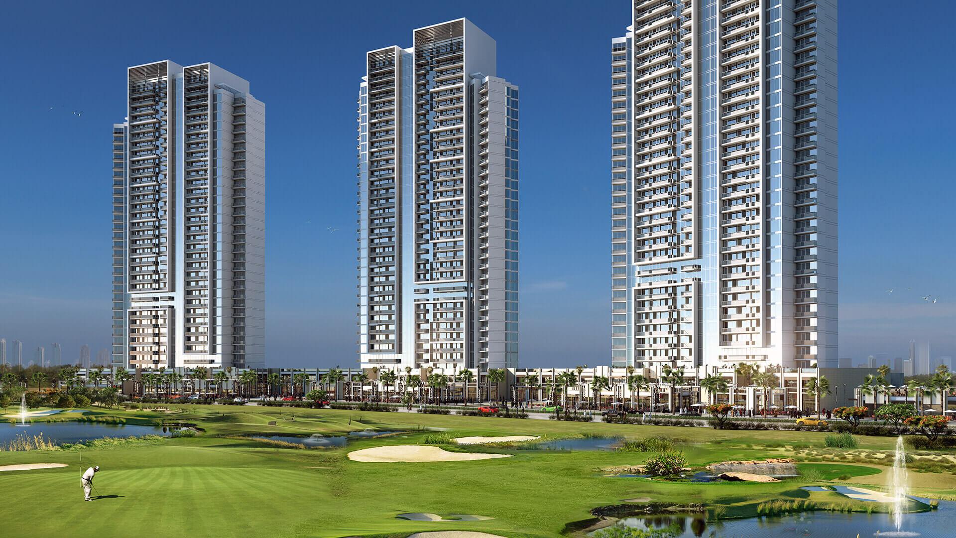BELLAVISTA, DAMAC Hills (Akoya by DAMAC), Dubai, EAU – foto 1