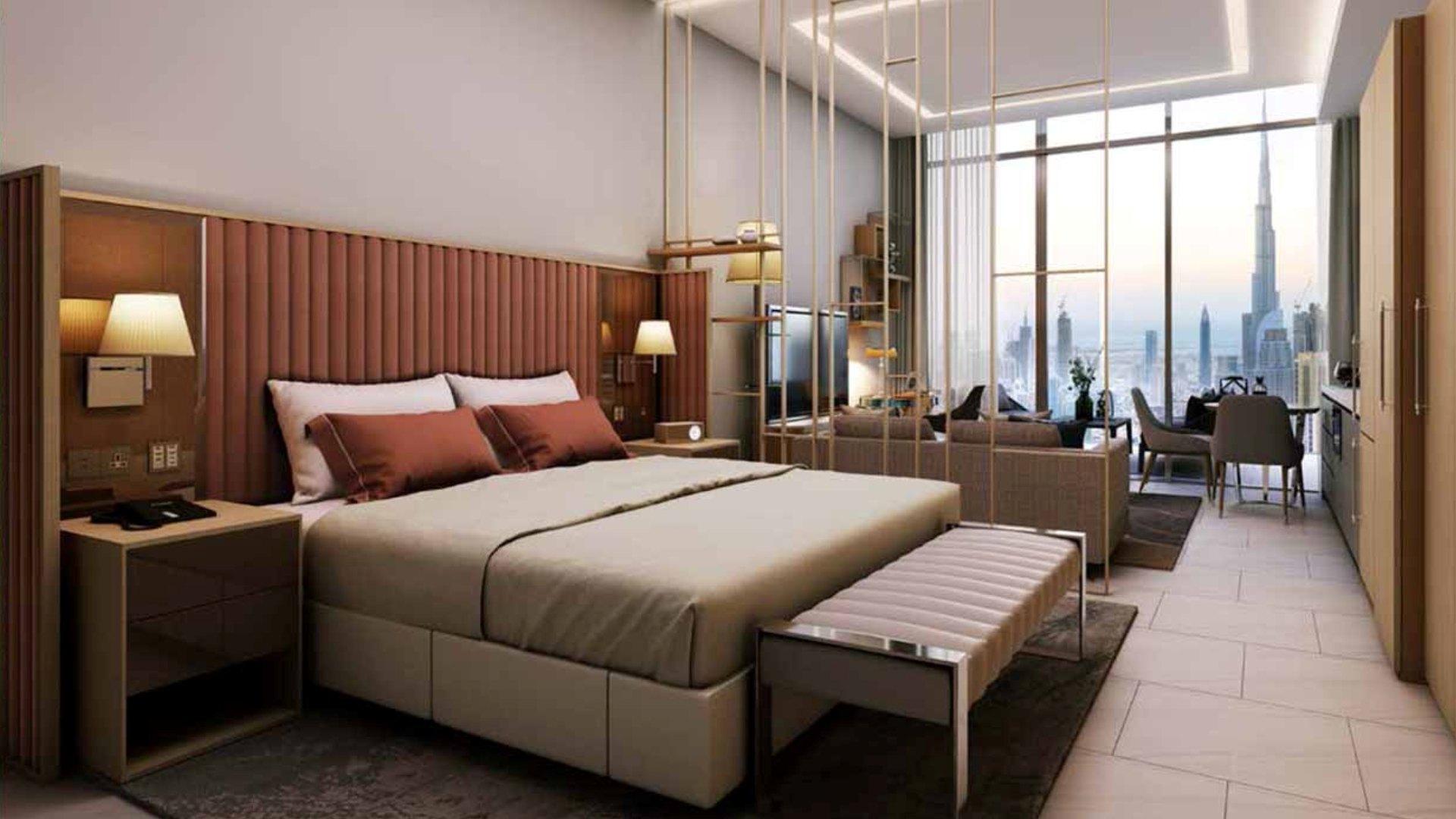 Apartamento en venta en Dubai, EAU, estudio, 62 m2, № 24347 – foto 3