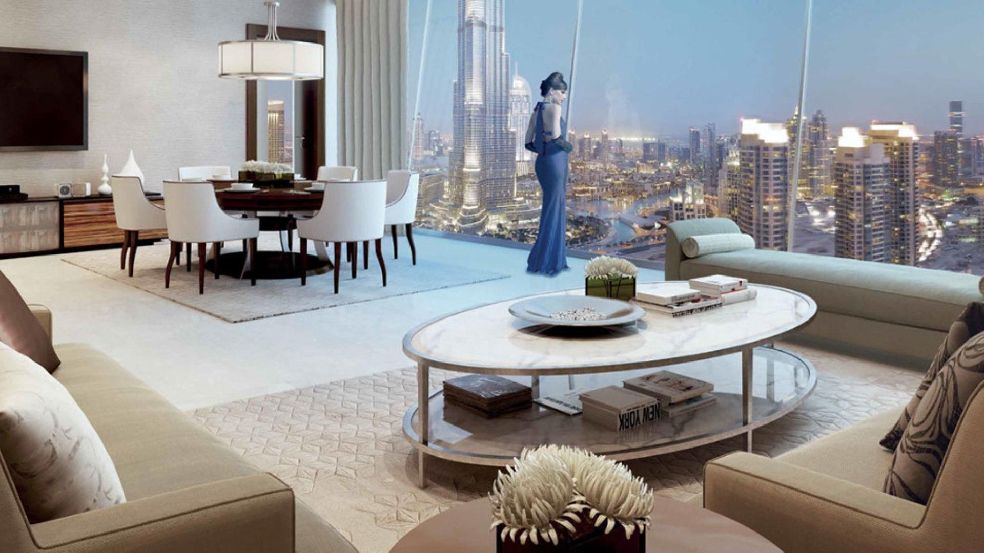 Apartamento en venta en Dubai, EAU, 1 dormitorio, 77 m2, № 24343 – foto 1