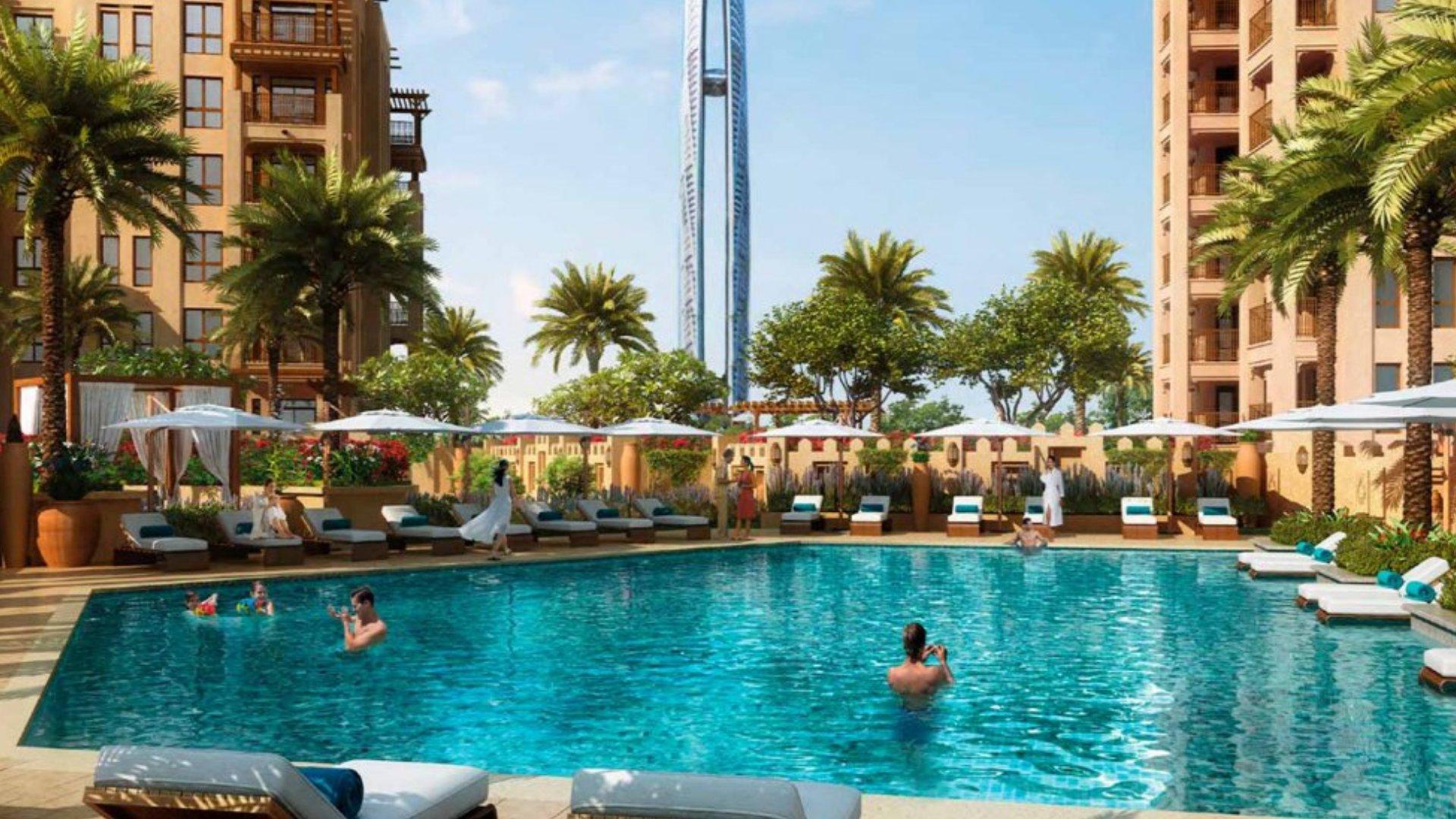 Apartamento en venta en Dubai, EAU, 1 dormitorio, 119 m2, № 24259 – foto 3