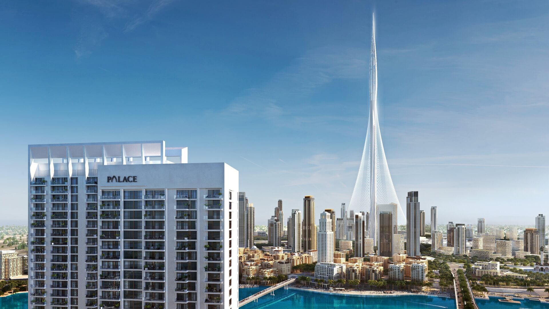 PALACE RESIDENCES, Dubai Creek Harbour (The Lagoons), EAU – foto 1