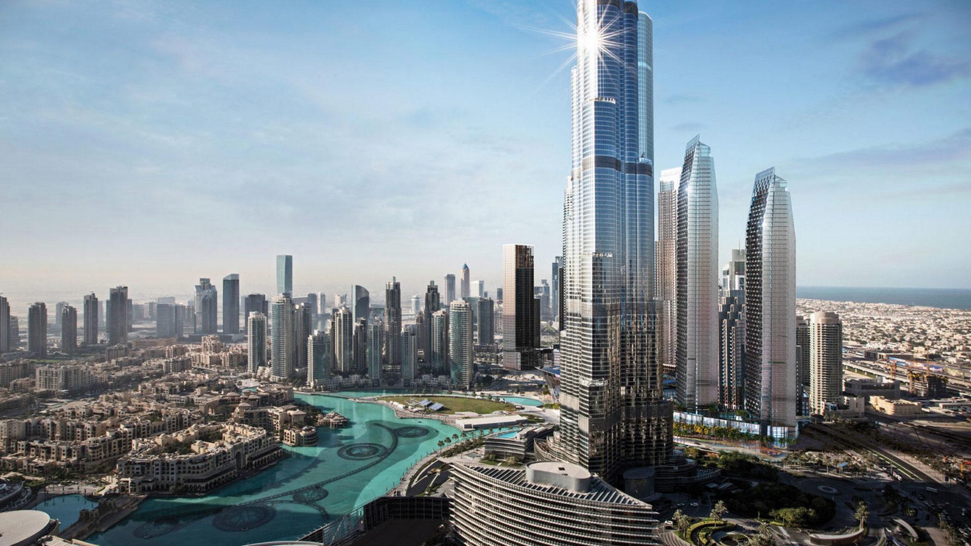 Apartamento en venta en Dubai, EAU, 1 dormitorio, 77 m2, № 24343 – foto 2