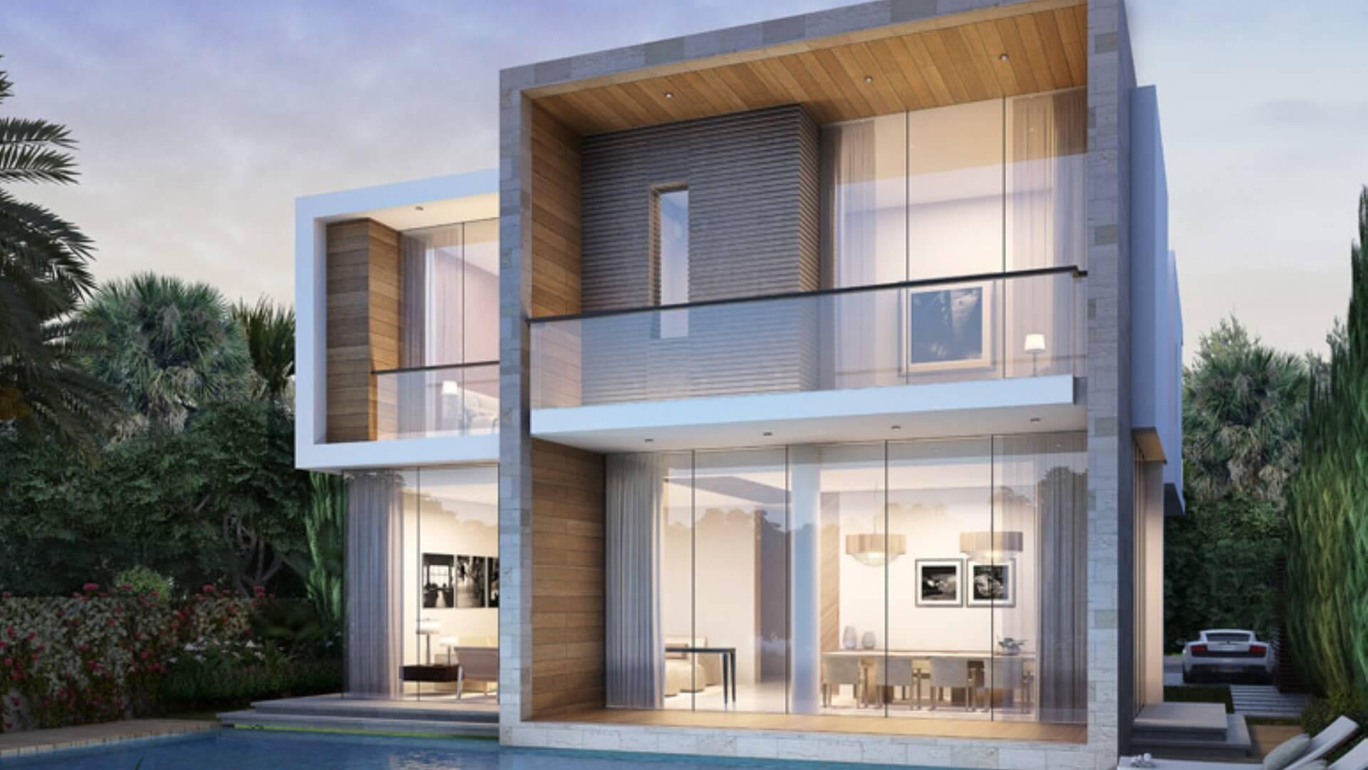 Villa en venta en Dubai, EAU, 5 dormitorios, 400 m2, № 24525 – foto 1