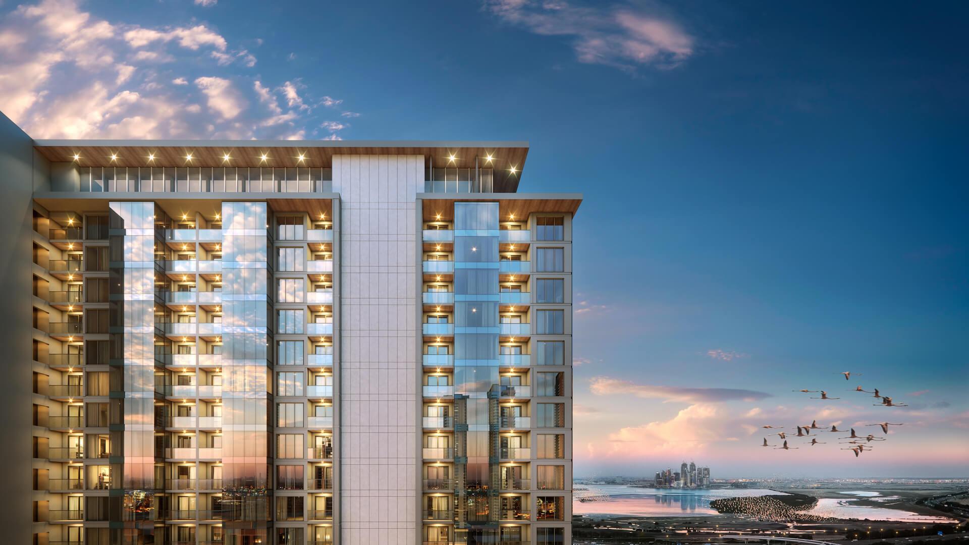 Apartamento en venta en Dubai, EAU, 1 dormitorio, 57 m2, № 24537 – foto 4