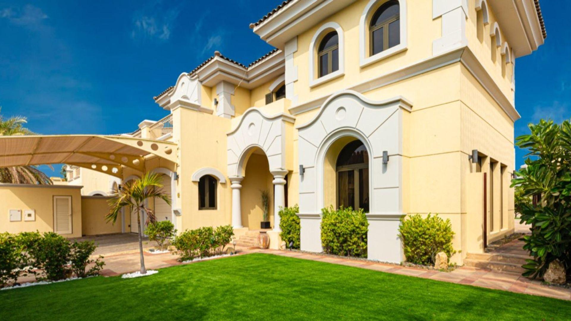Villa en venta en Dubai, EAU, 6 dormitorios, 836 m2, № 24490 – foto 1